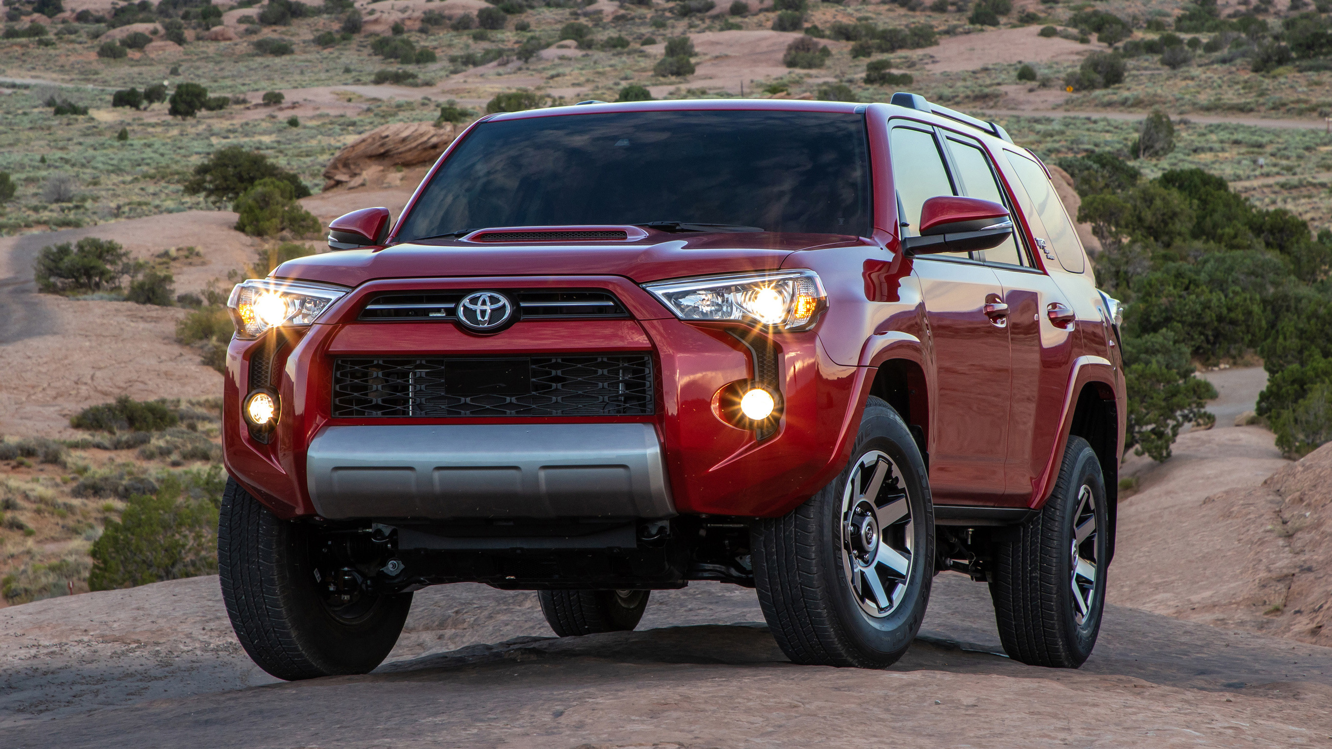 2020 Toyota 4runner Trd Off Road Premium Second Drive New Features Driving Impressions Pricing Autoblog