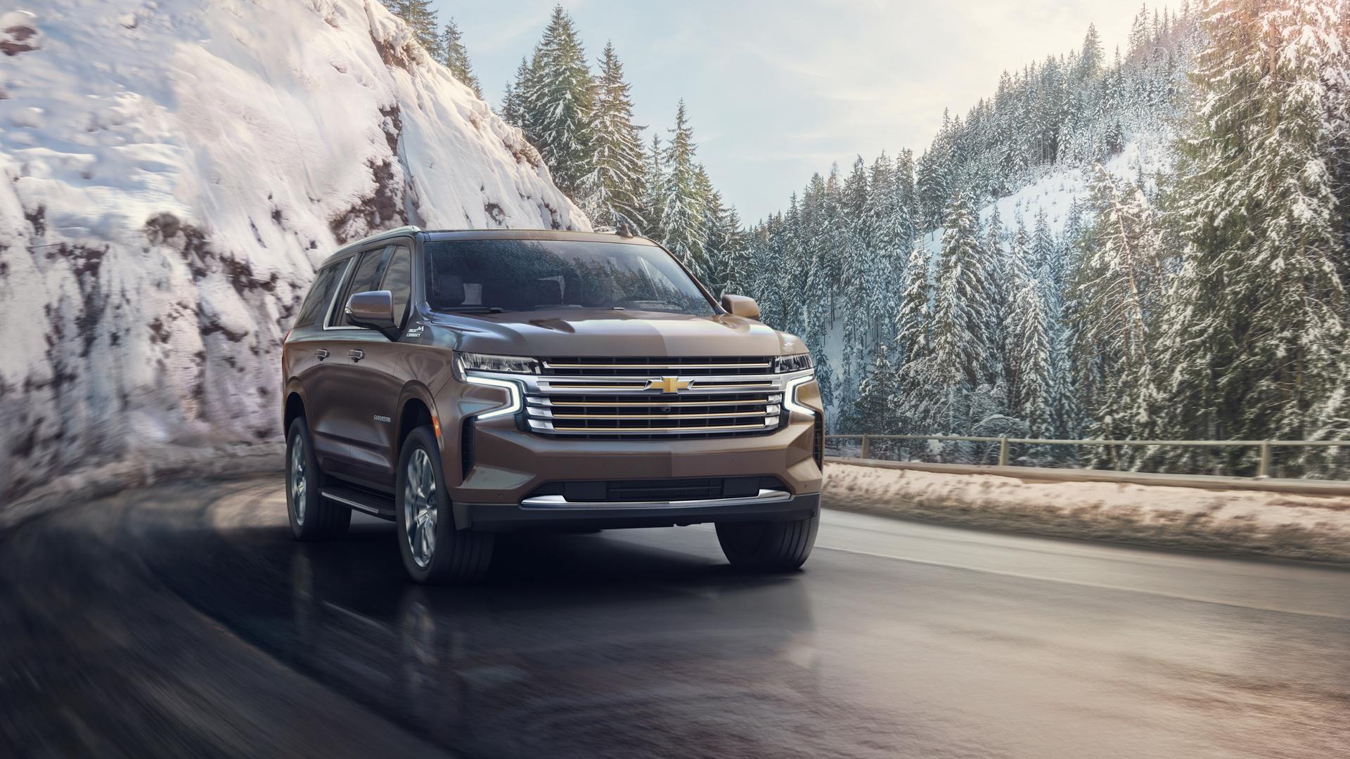 2021 Chevrolet Suburban Revealed   What's new, suspension ...