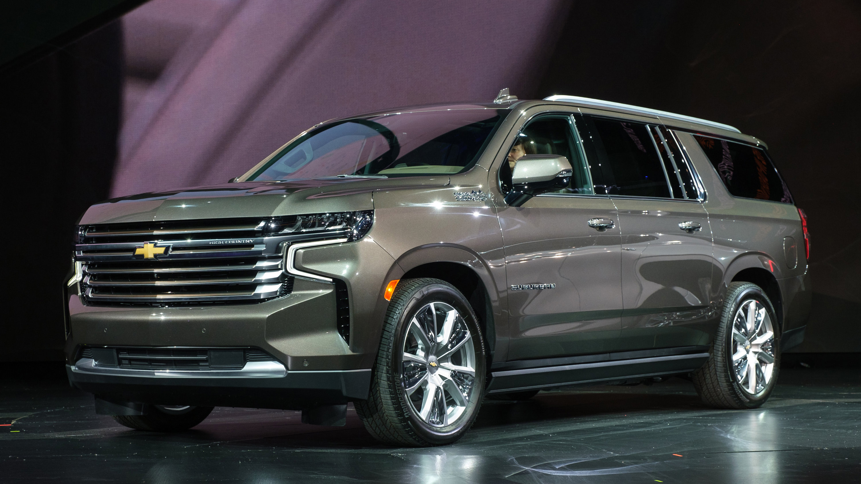 For 2021, Chevy Tahoe, Suburban new Z71 trim won't get the ...