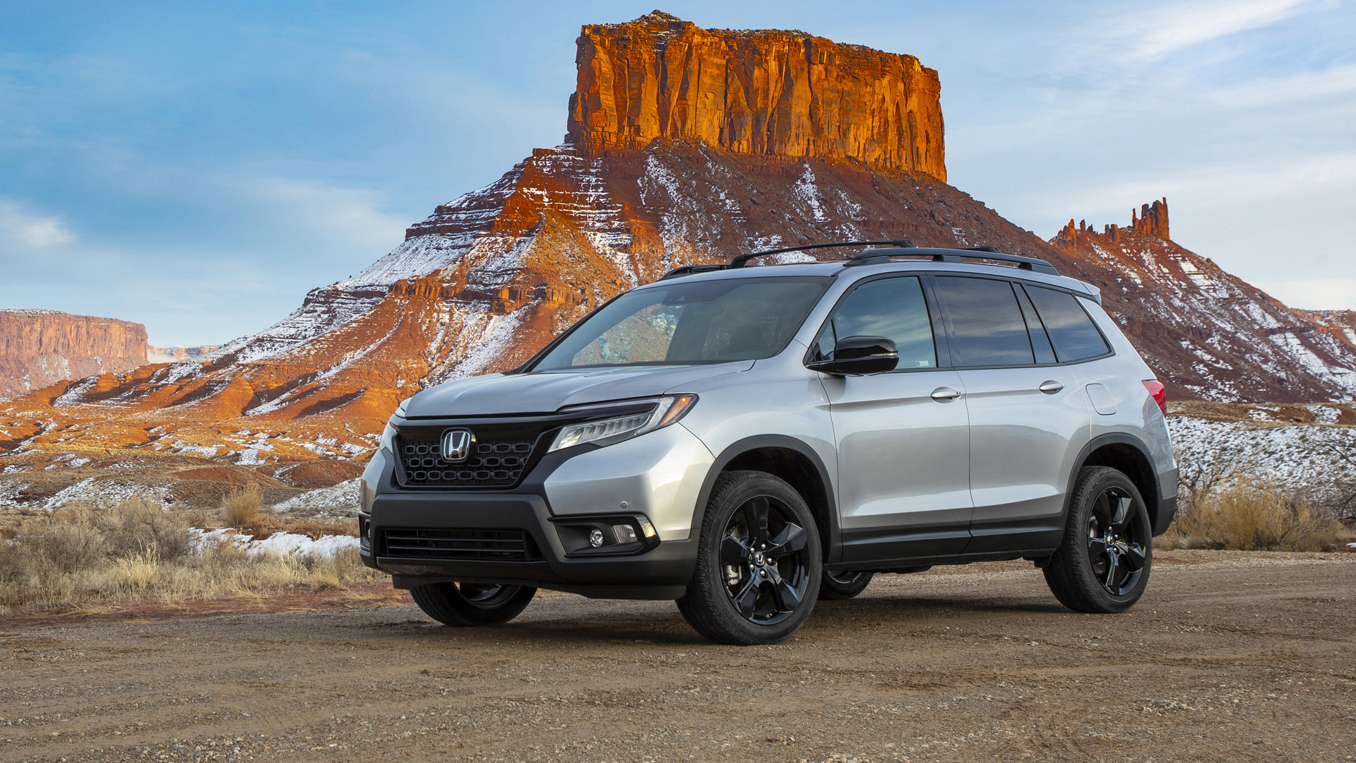 2020 Honda Passport Review Price Specs Features And Photos Autoblog