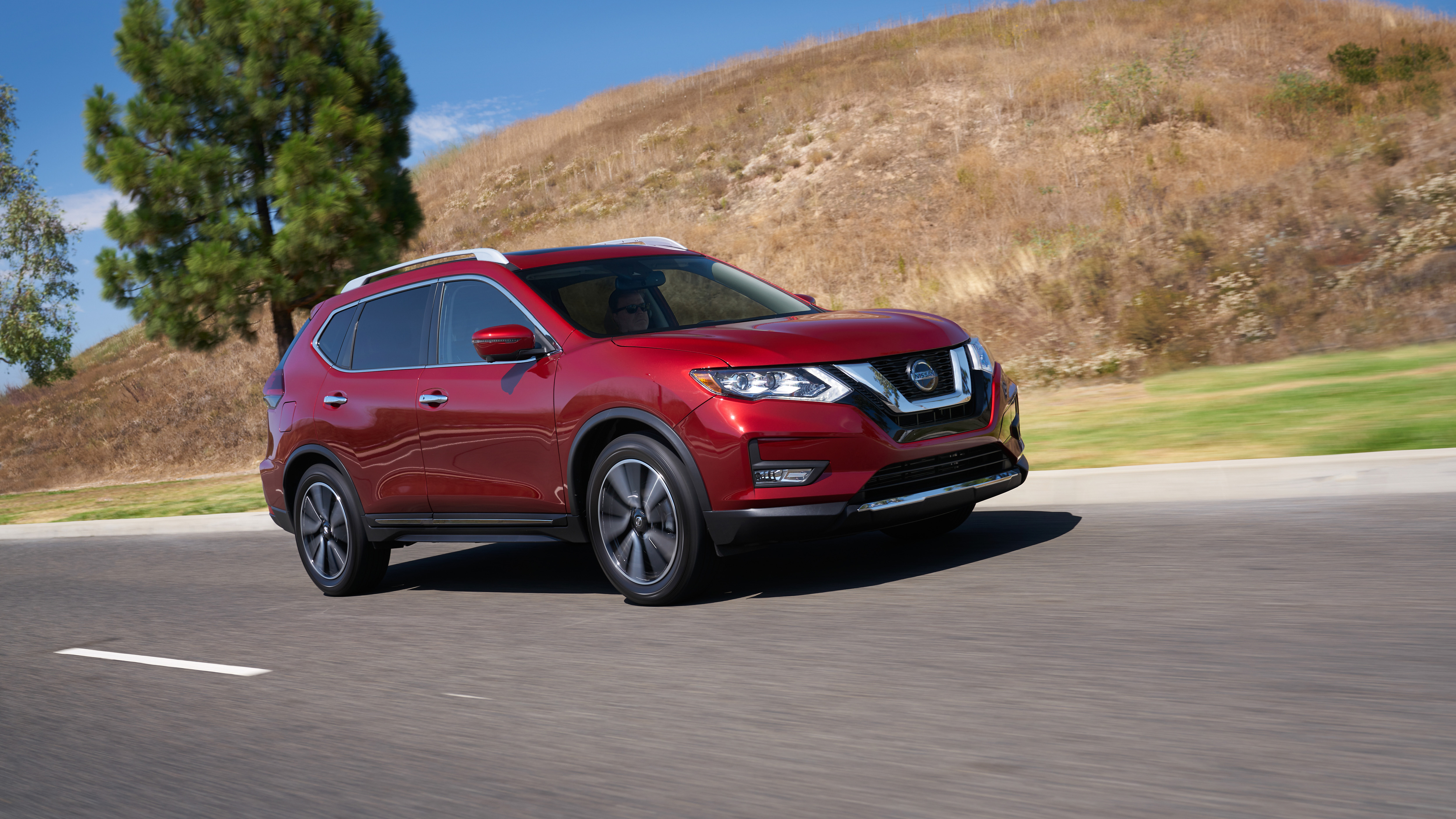 2020 Nissan Rogue Photo Gallery Autoblog