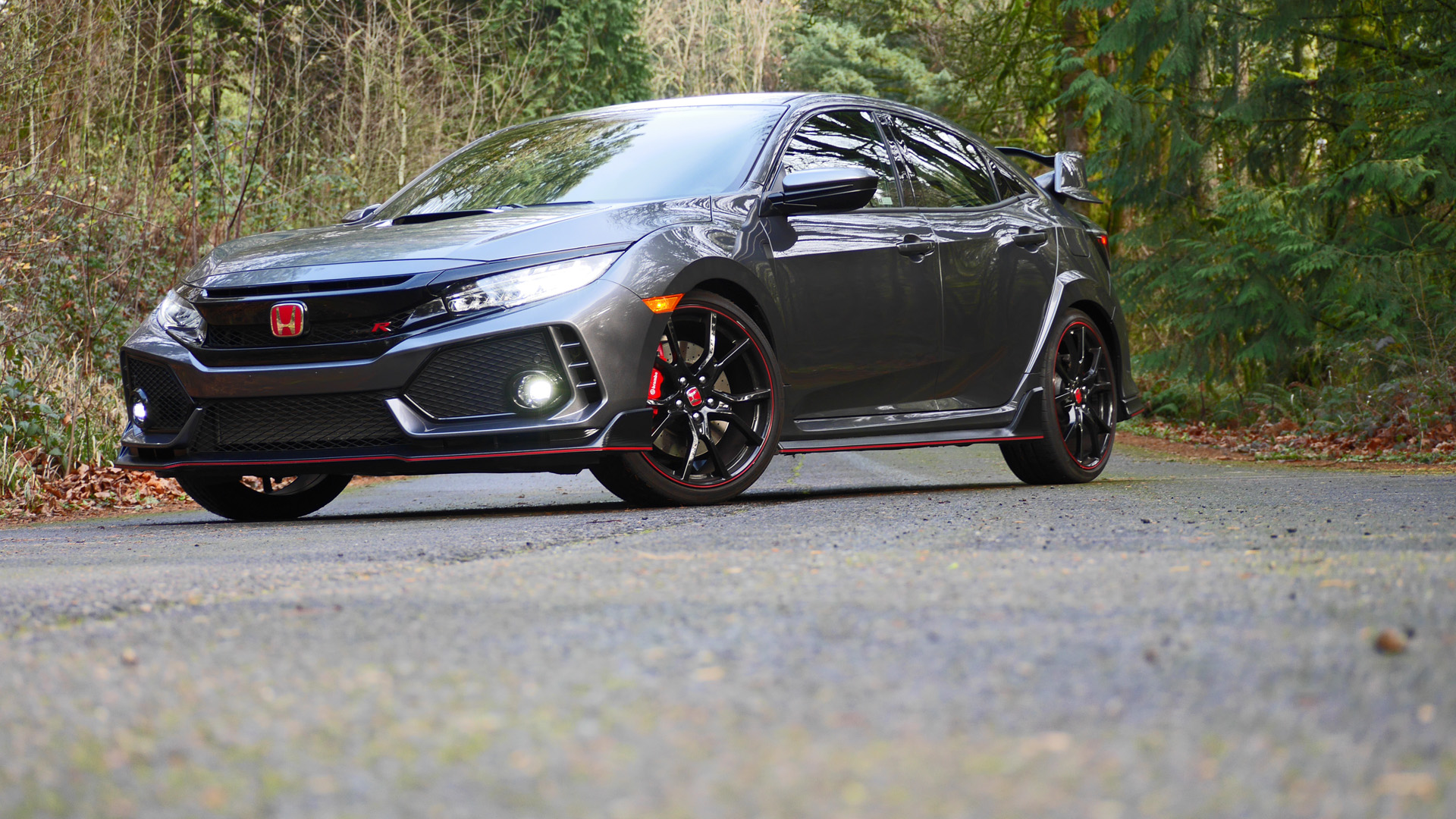 2019 Honda Civic Type R Review Performance Styling Driving Impressions Autoblog