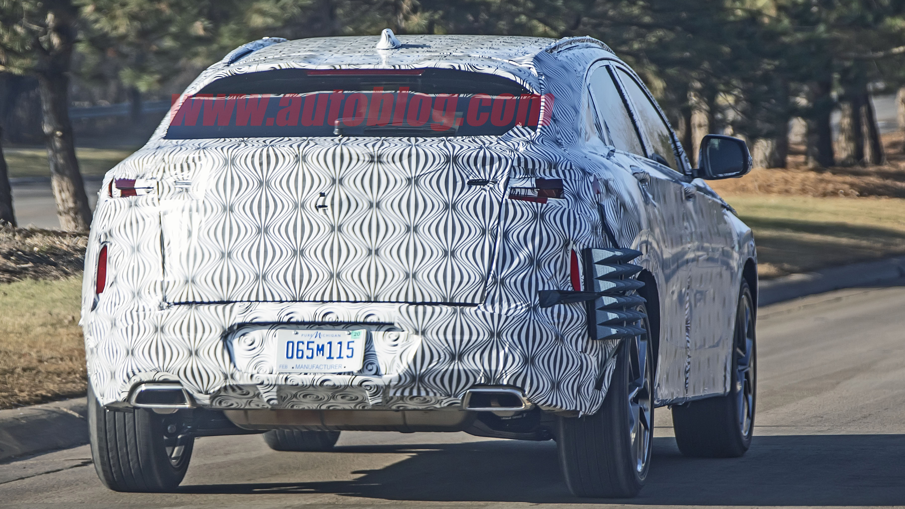 VWVortex.com - Infinit QX55 Crossover Coupe Spied ...