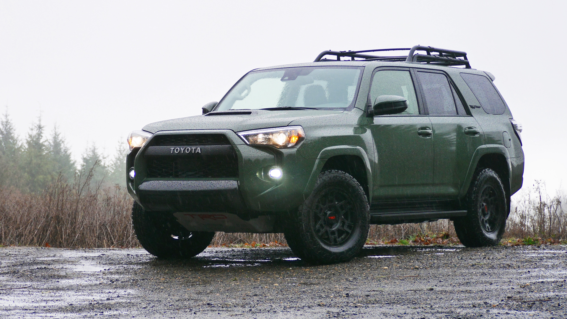 2020 Toyota 4runner Trd Pro Army Green Photo Gallery Autoblog