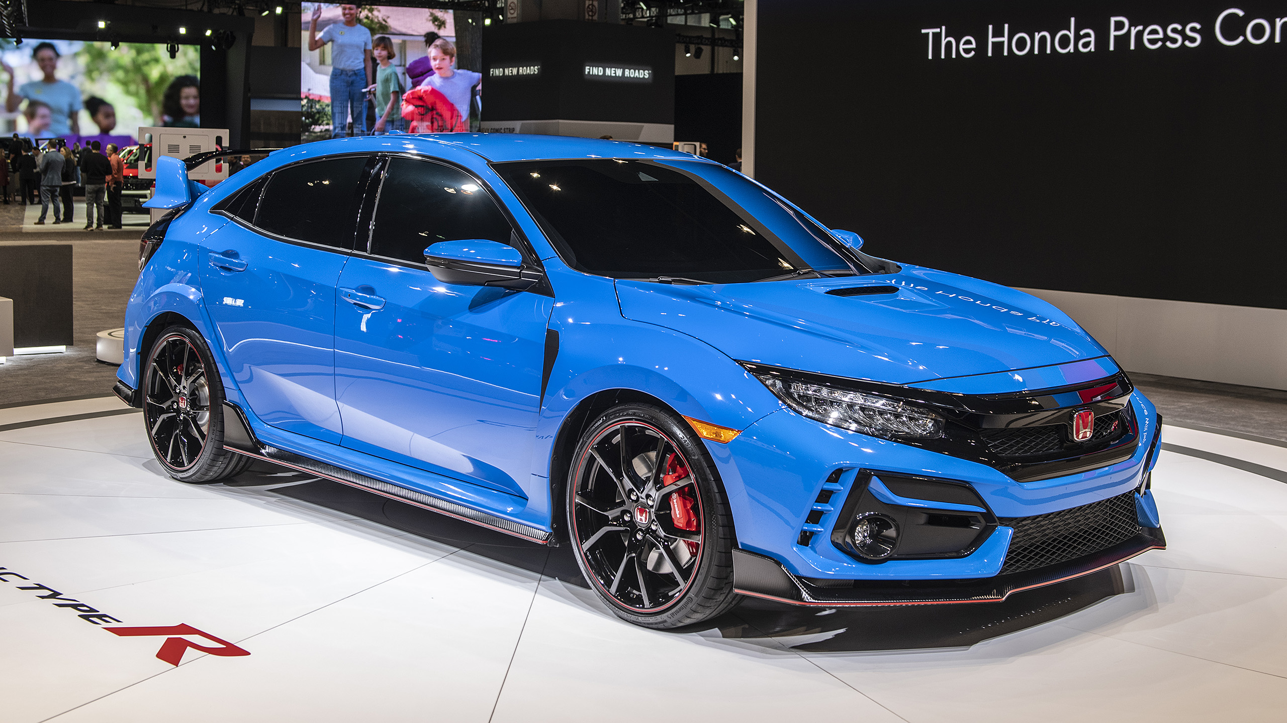 2020 Honda Civic Type R gets a performance upgrade: Here ...