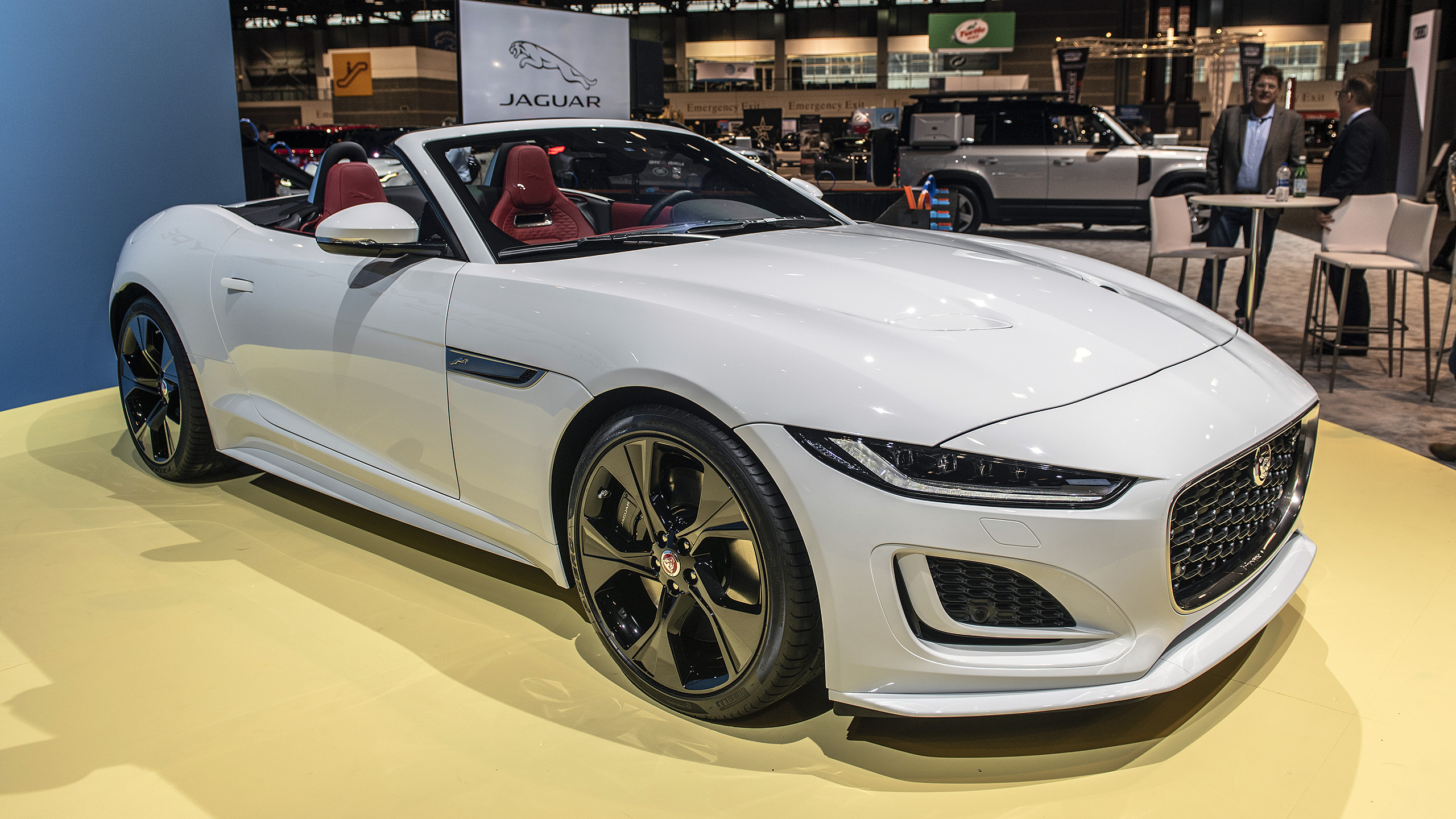 2021 jaguar ftype pricing announced for coupe