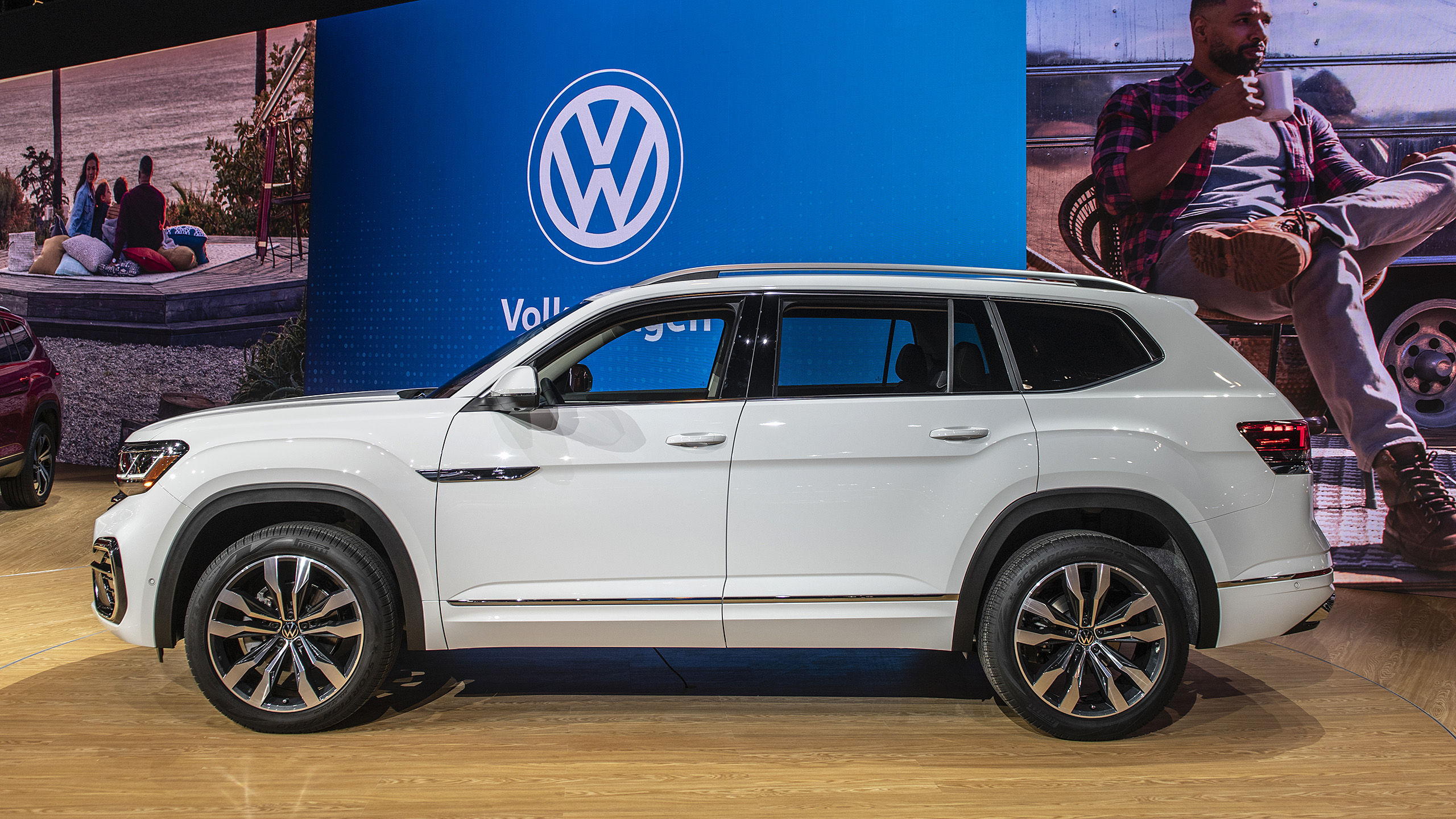 Gas Prices In Chicago >> 2021 Volkswagen Atlas unveiled at Chicago auto show with new design | Autoblog