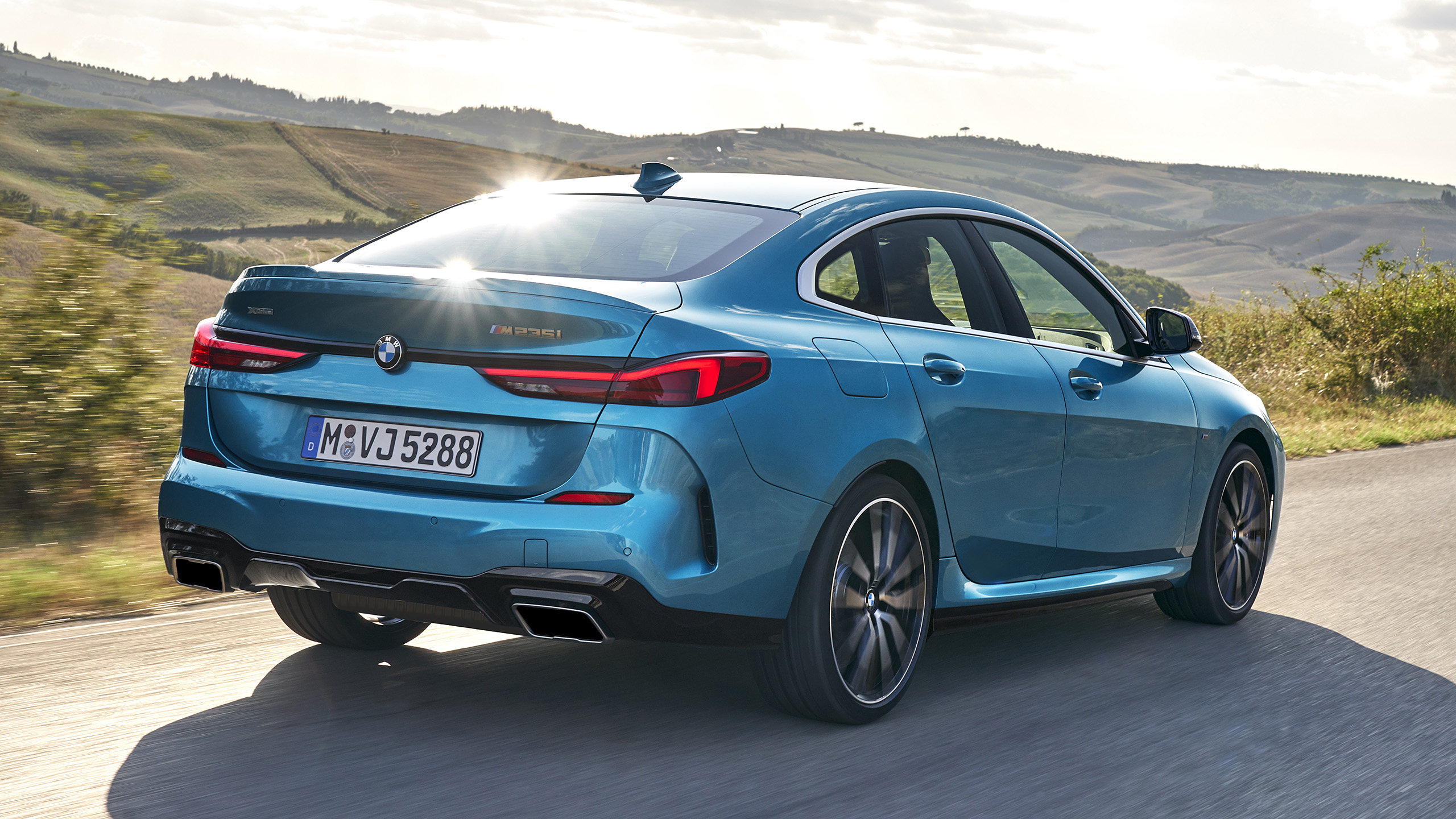 2020 Bmw 2 Series Gran Coupe First Drive What S New M235i And 228i Gran Coupes Driving Impressions Autoblog