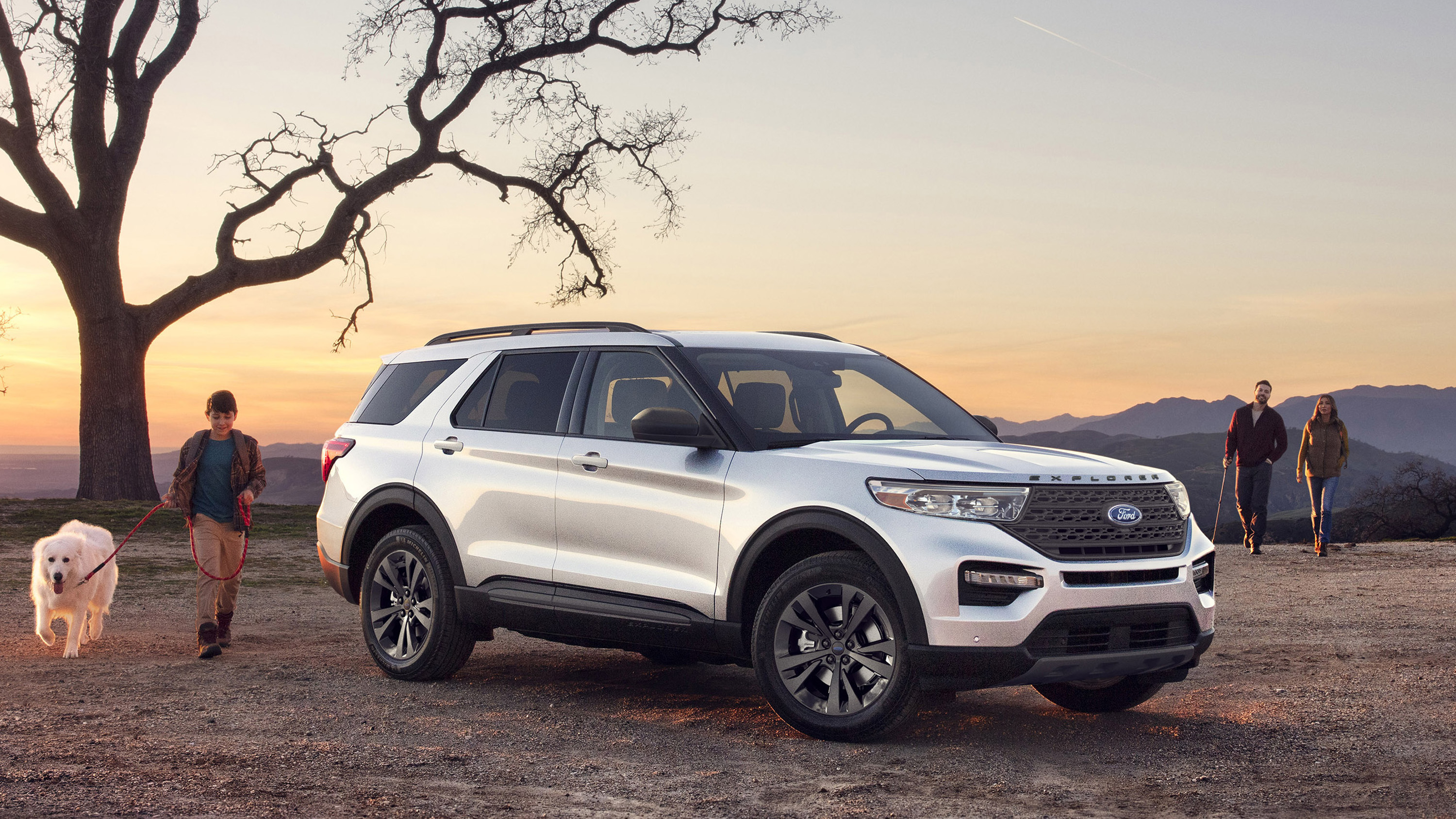 2021 The Ford Explorer Images