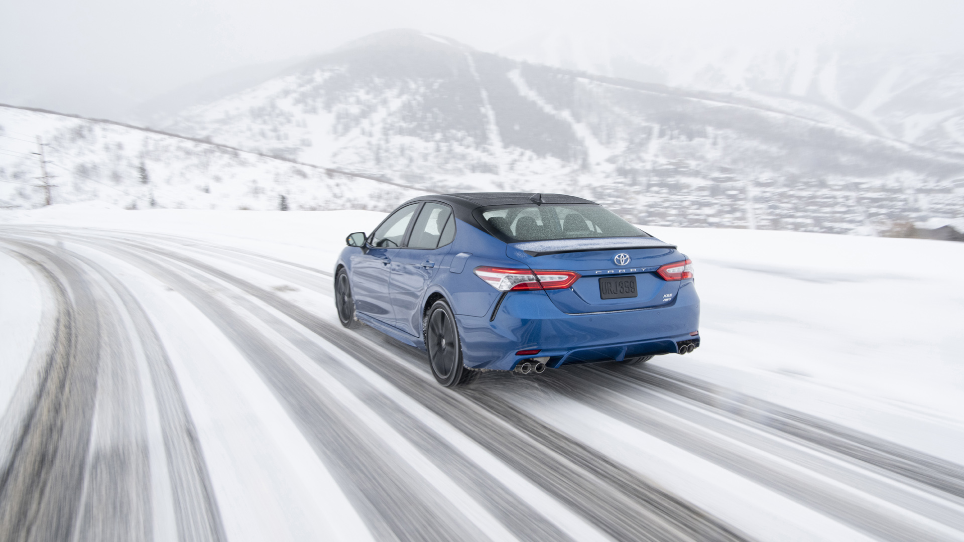 Toyota Certified Pre-Owned >> 2020 Toyota Camry AWD First Drive | What's new, all-wheel drive, fuel economy | Autoblog