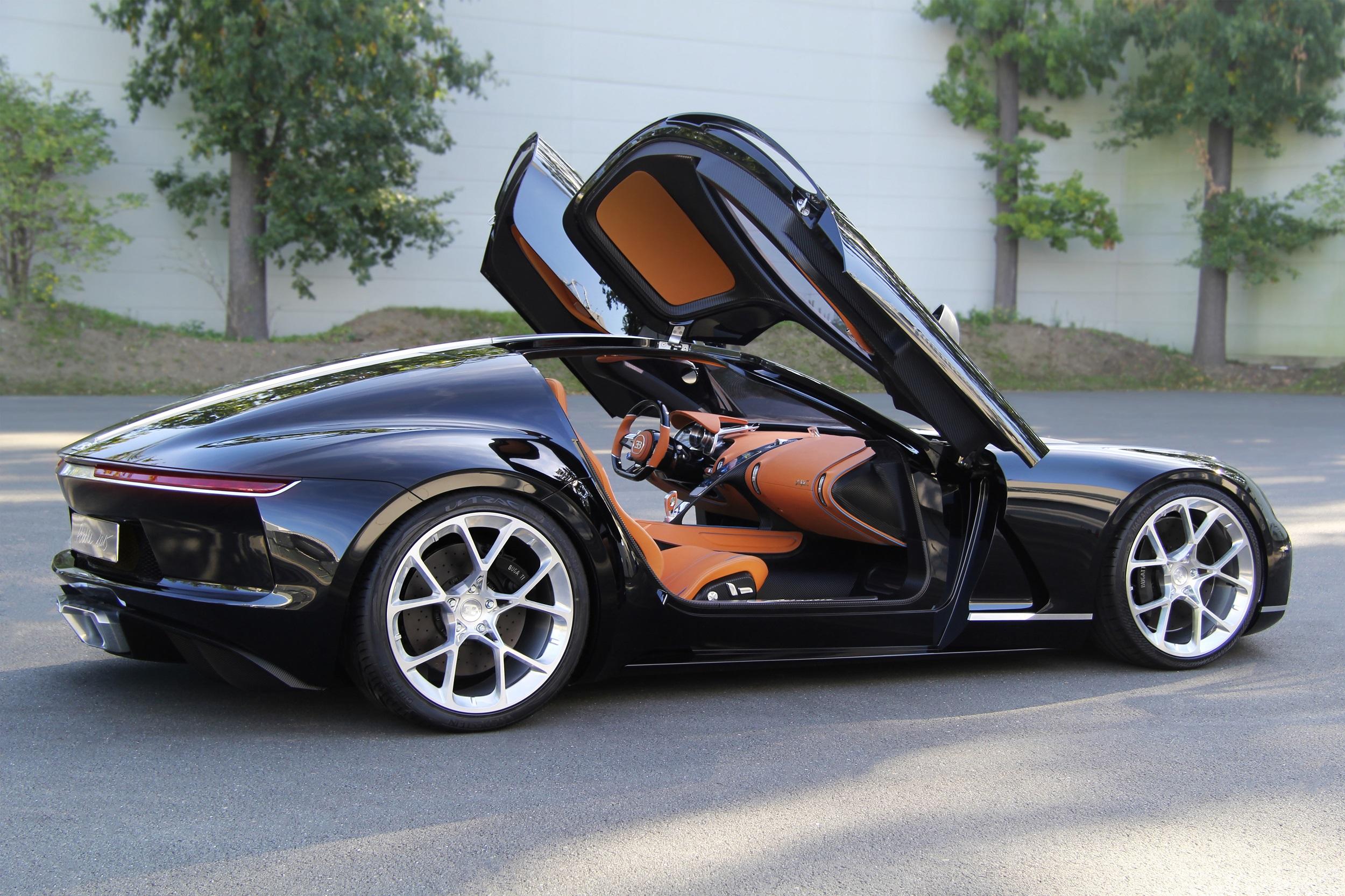 2015 Bugatti Atlantic Official Photo Gallery Autoblog