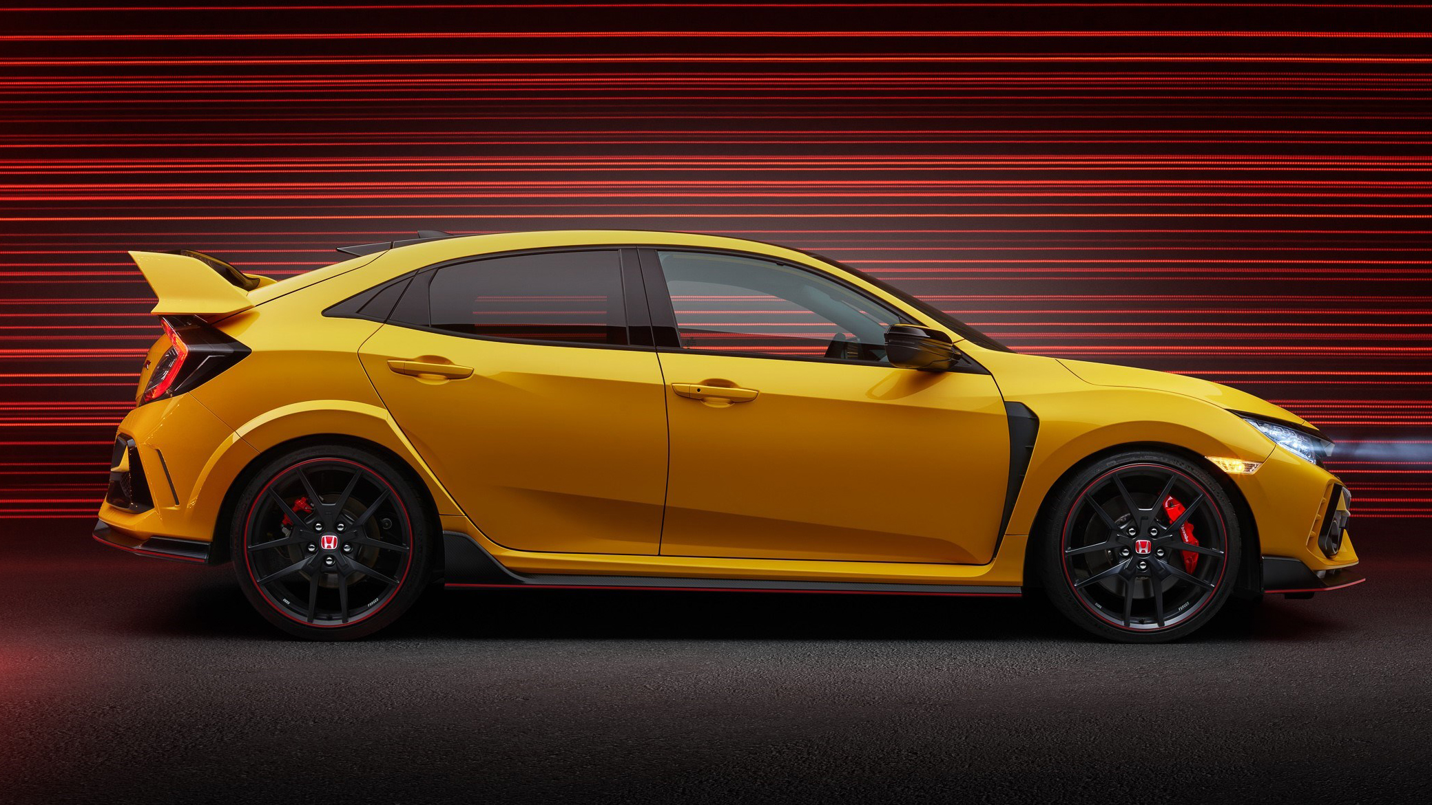 2021 Honda Civic Type R Limited Edition: more speed, less ...