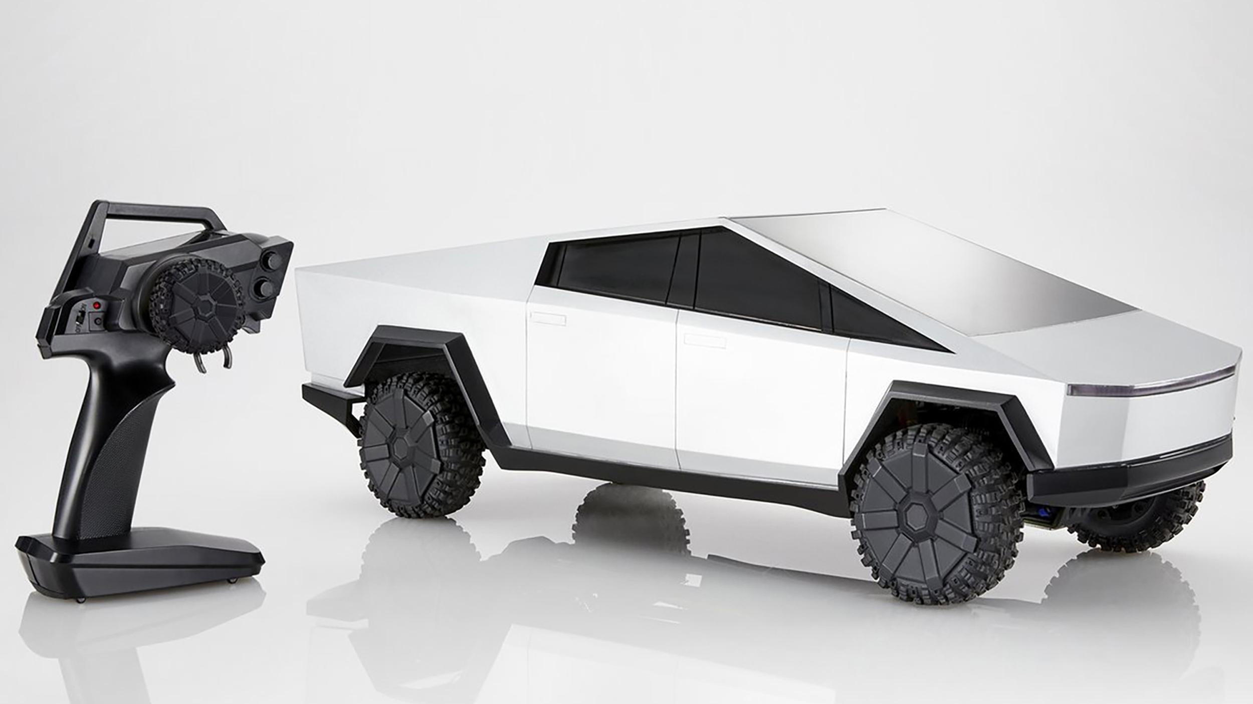 Tesla Cybertruck Hot Wheels RC comes in $400 or $20 ...