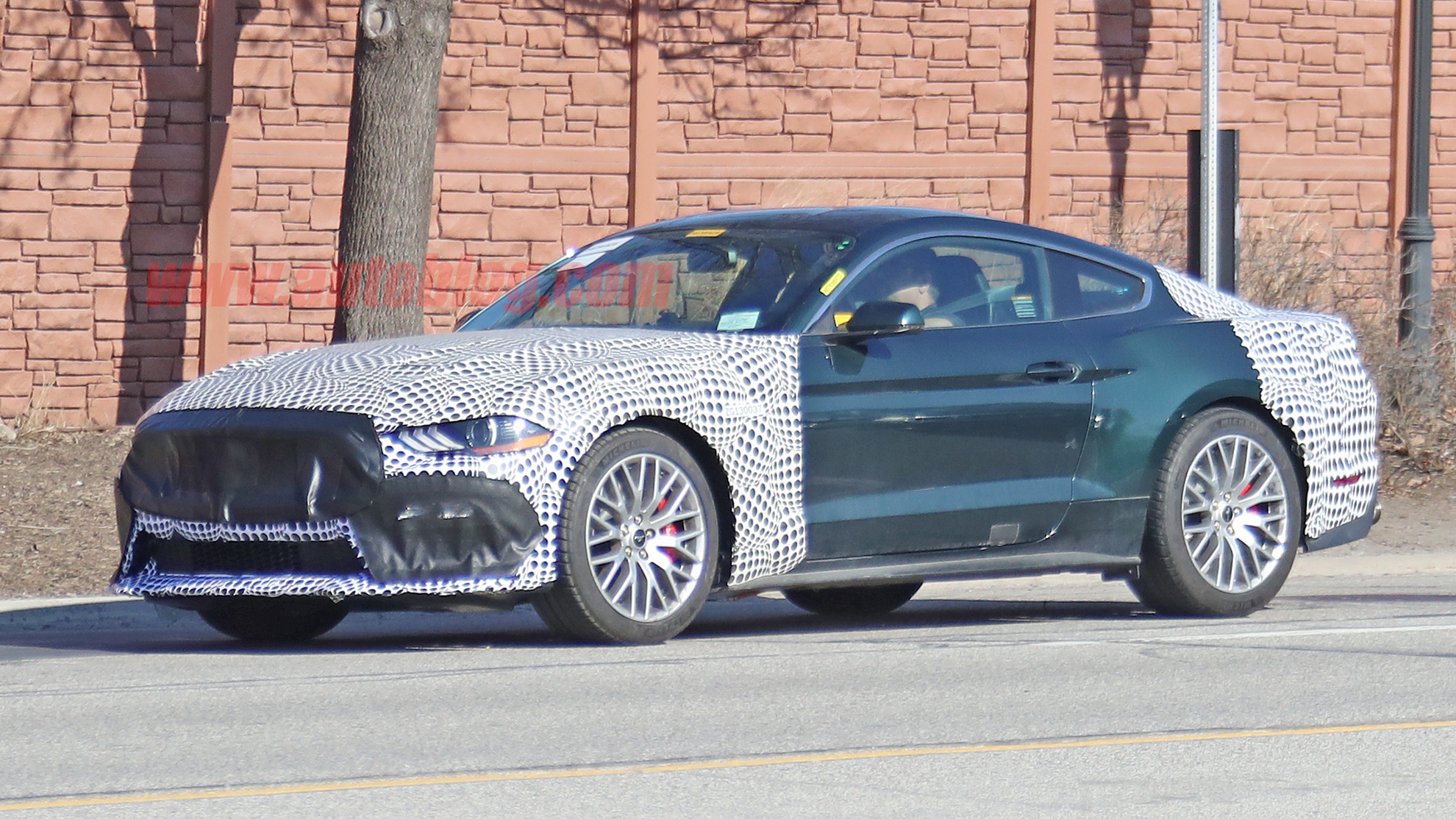 2021 ford mustang vin decoder suggests mach 1 is in