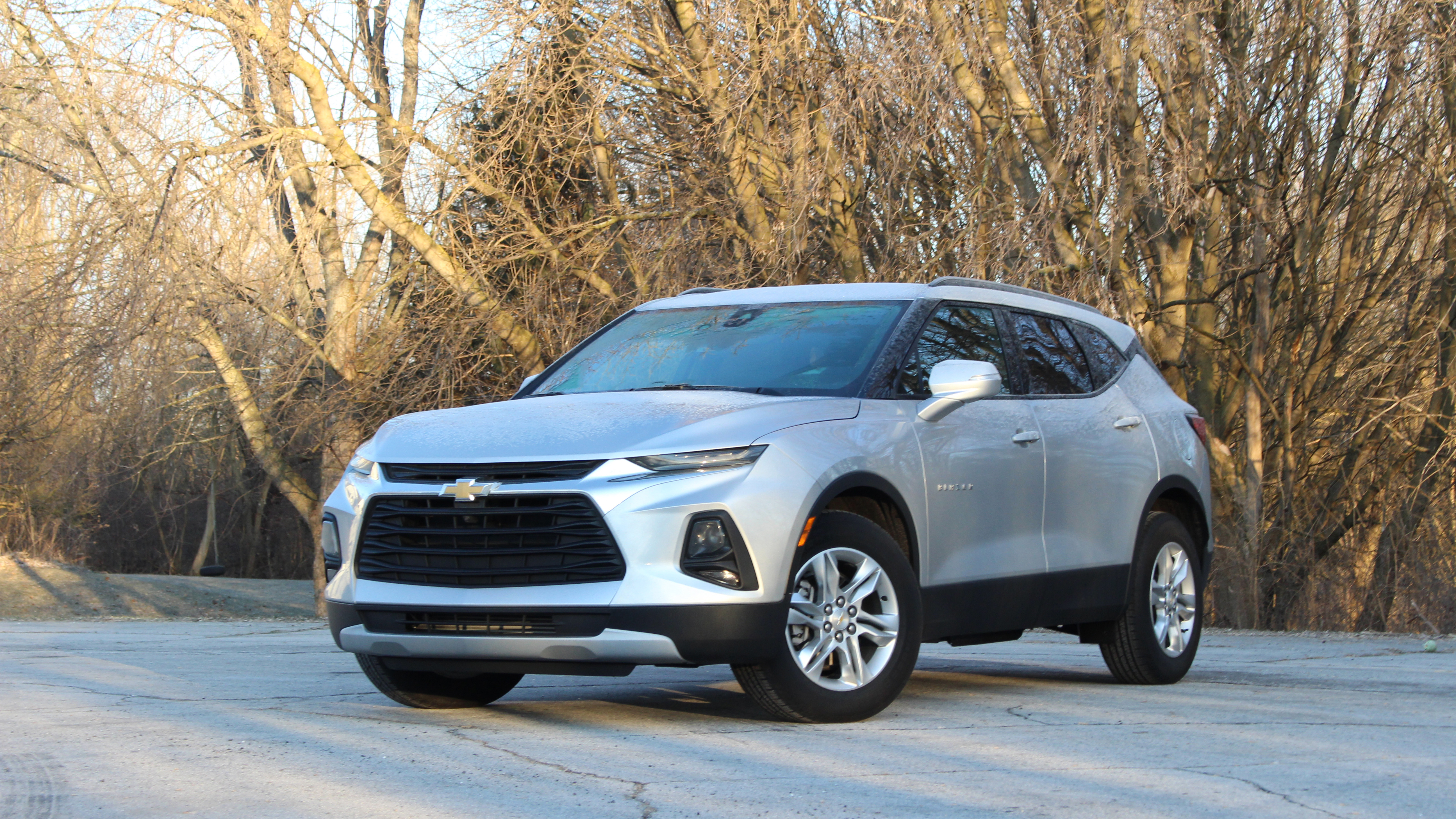 5 Chevy Blazer Review  Price, specs, features and photos