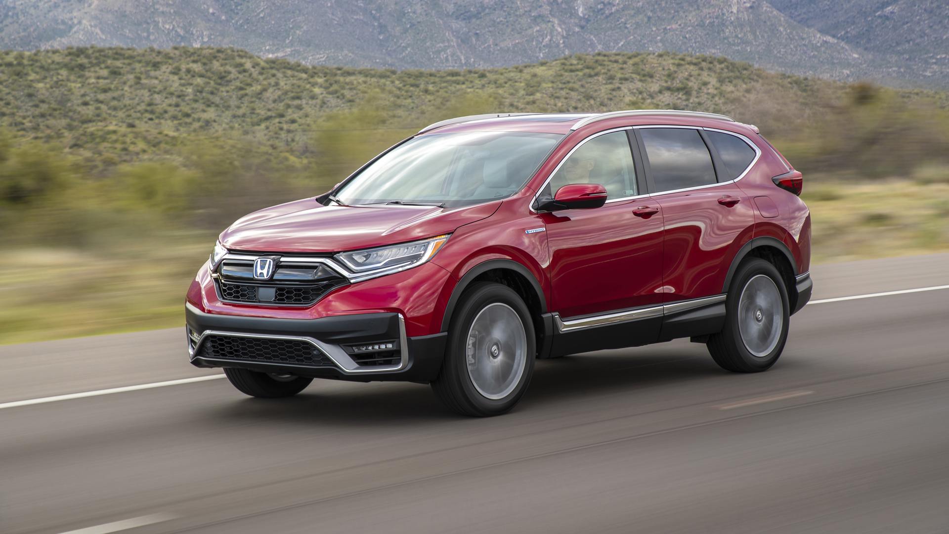 2020 Honda Cr V Hybrid First Drive What S New Fuel Economy
