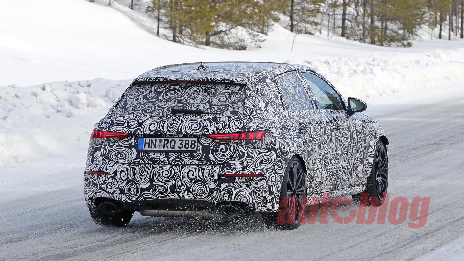 2020 Audi A3 mkIV 16