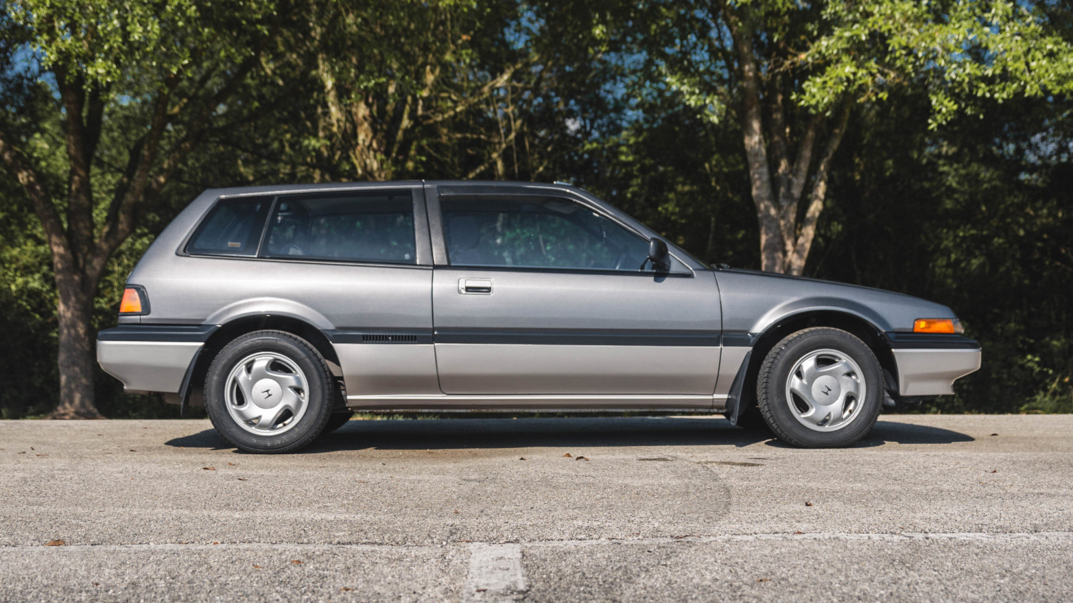 1986 Honda Accord AeroDeck for sale on Bring a Trailer | Autoblog
