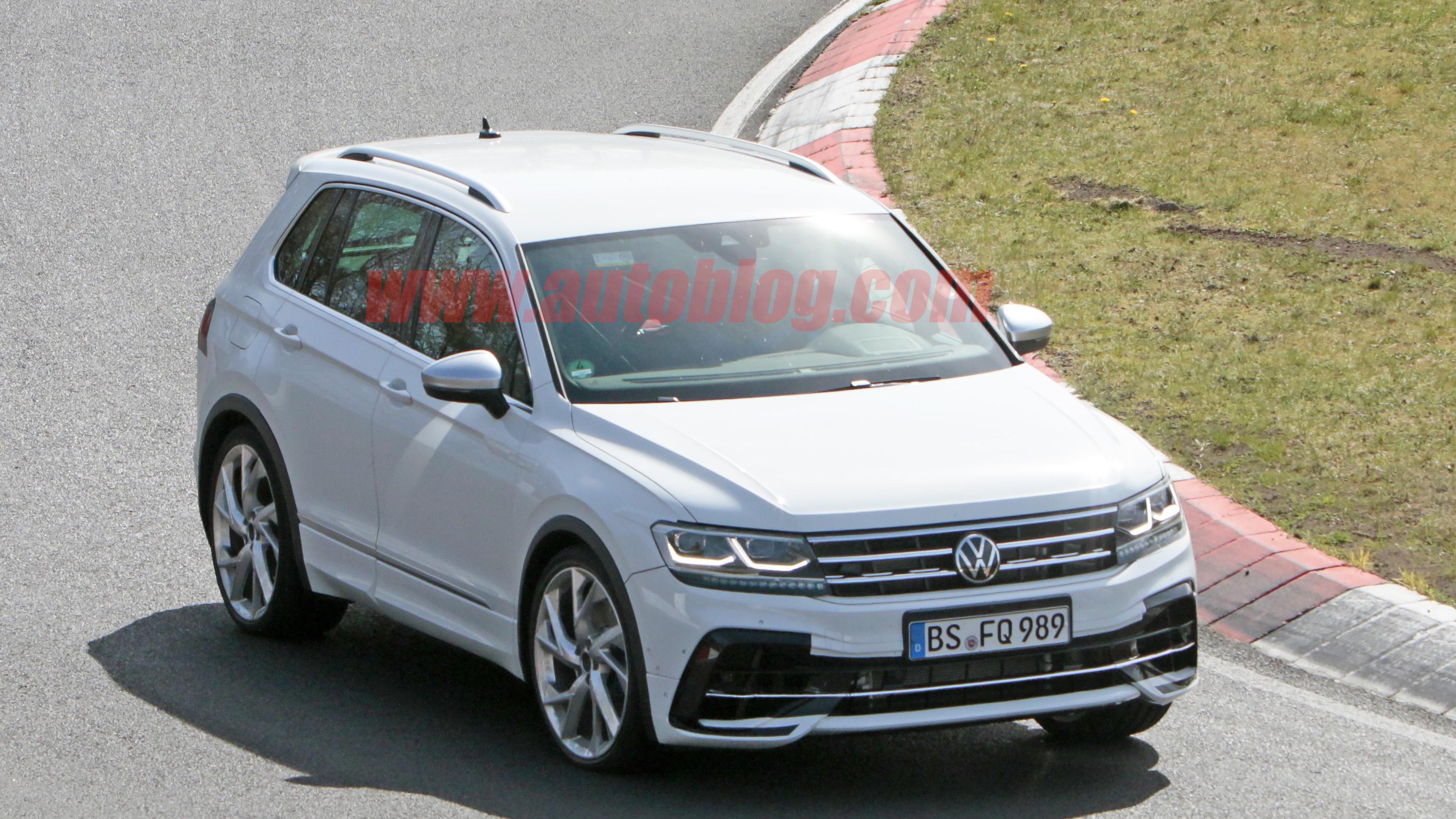 Volkswagen Tiguan II Facelift (2020) 37