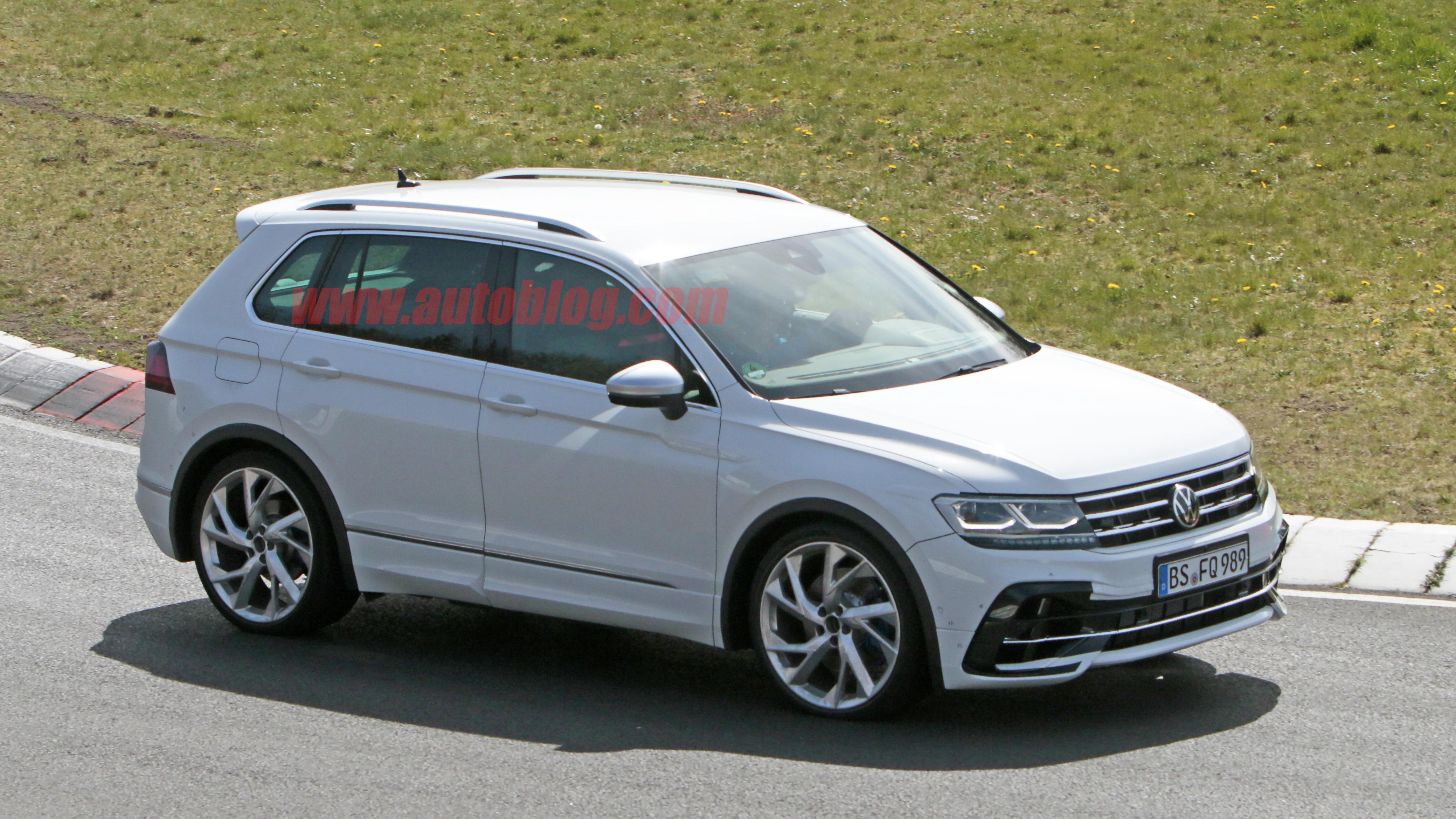 Volkswagen Tiguan II Facelift (2020) 38