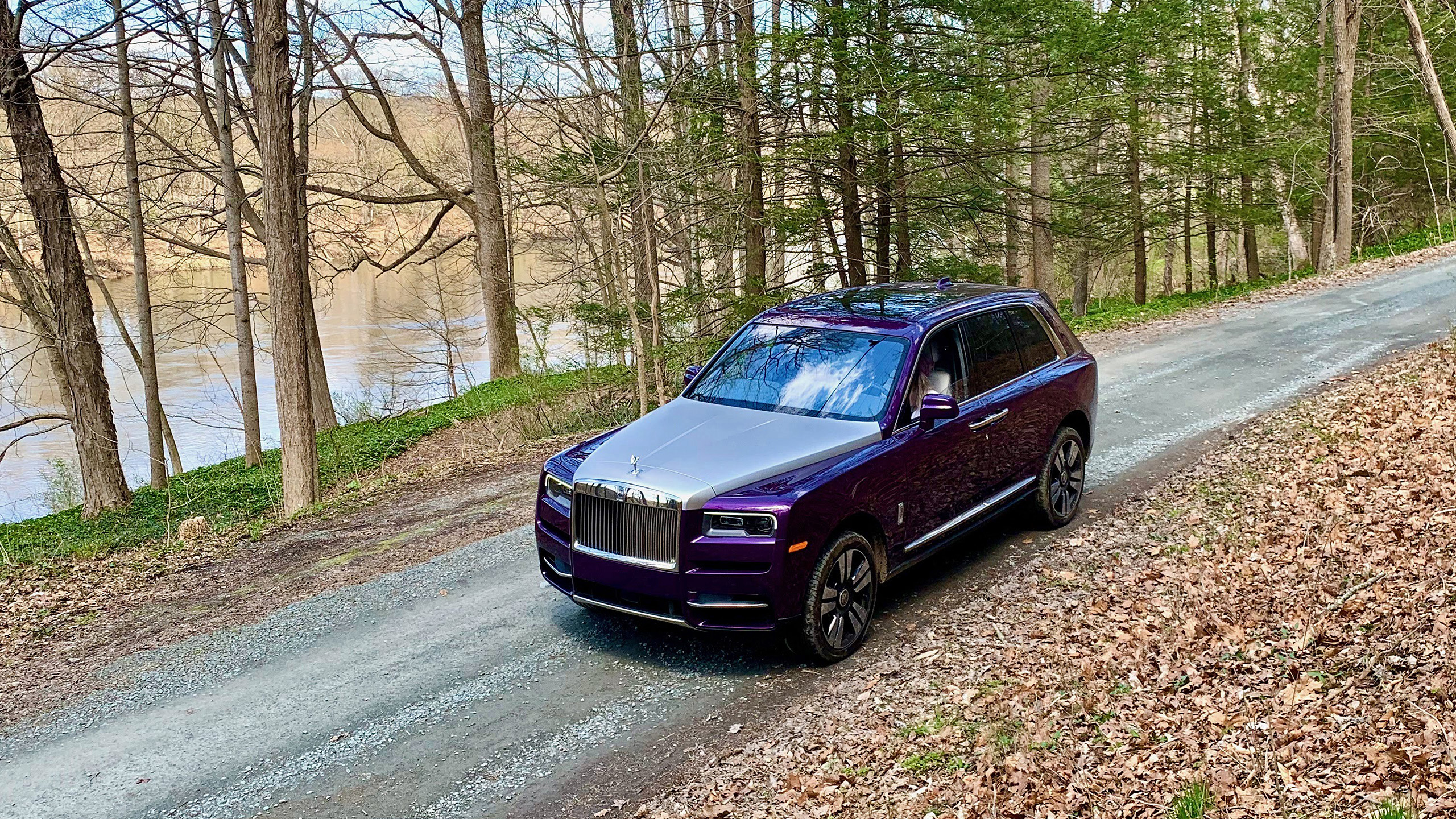 Rolls Royce Cullinan Review Road Trip Performance What It S Like To Drive Autoblog