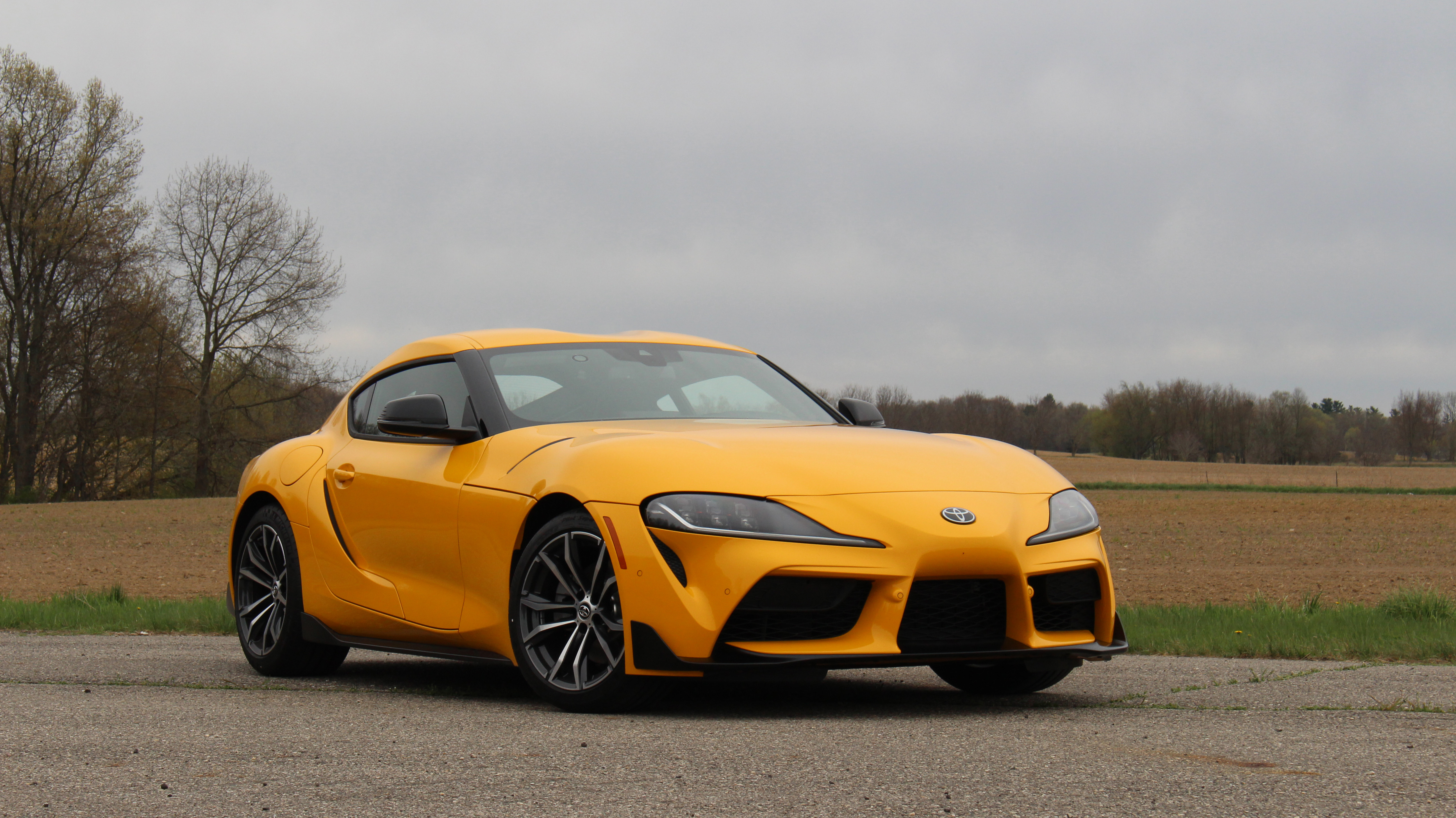 2021 toyota supra review  price features specs and