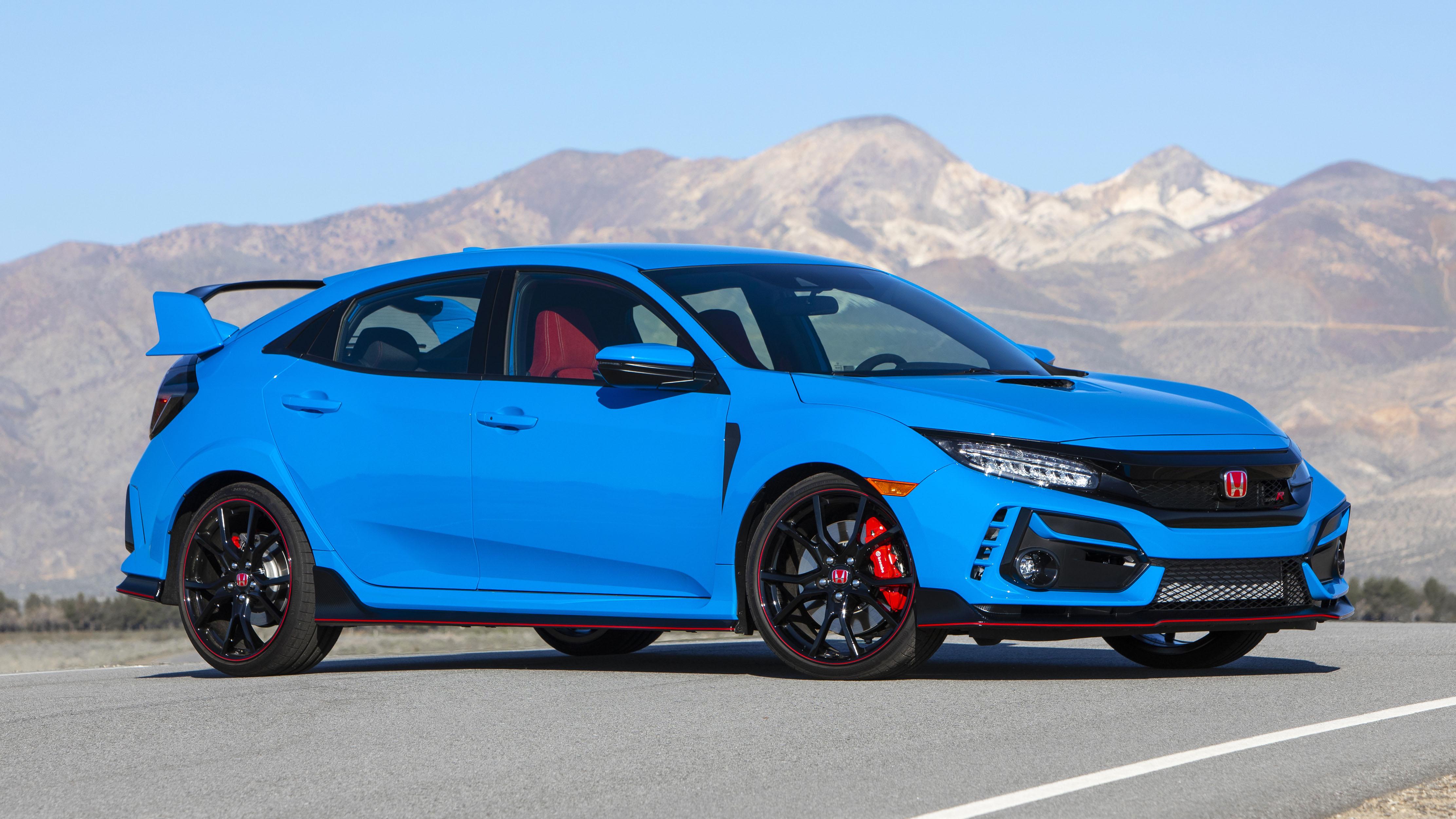 2020 Honda Civic Type R First Drive | Autoblog
