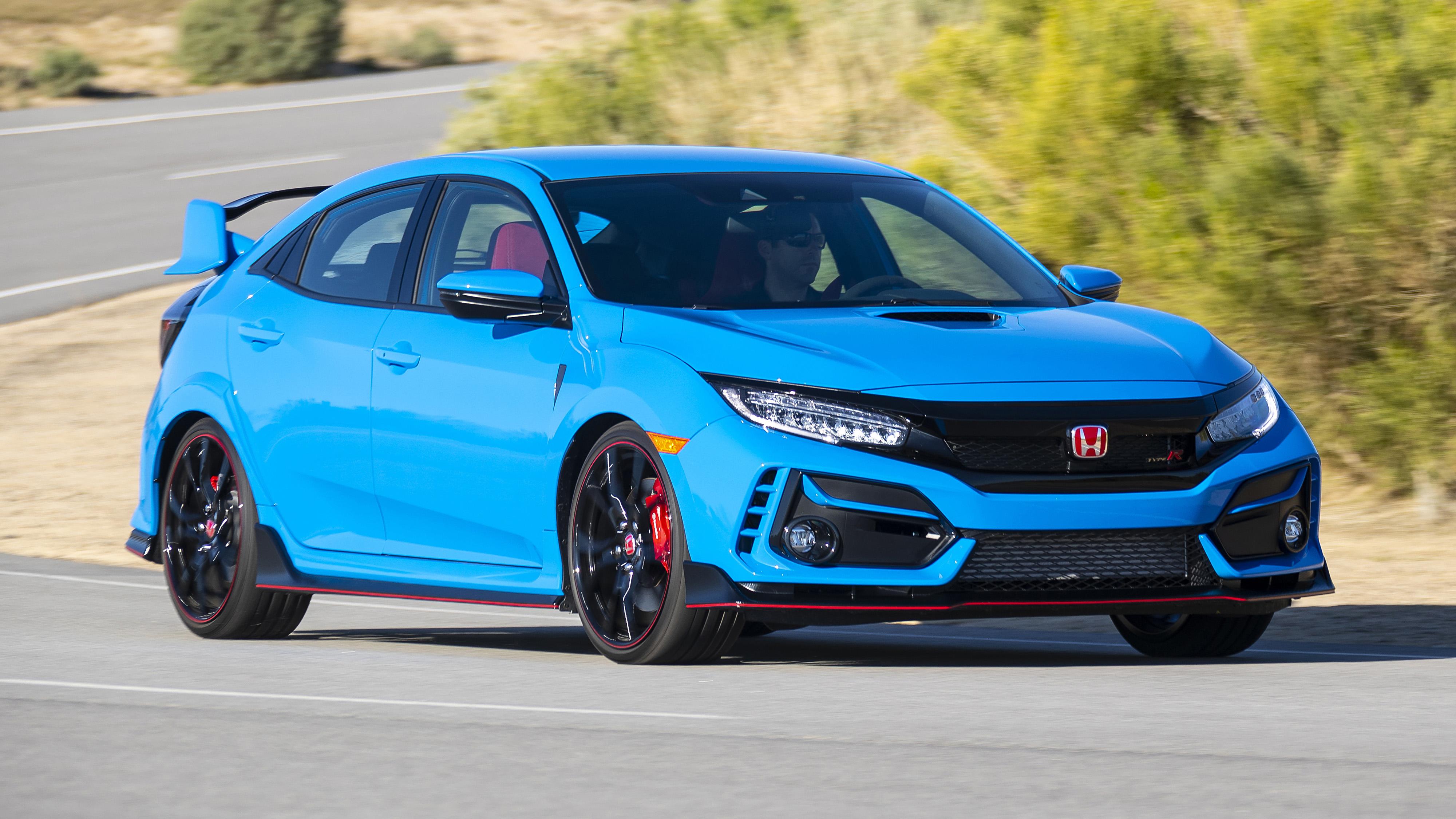 2020 Honda Civic Type R First Drive