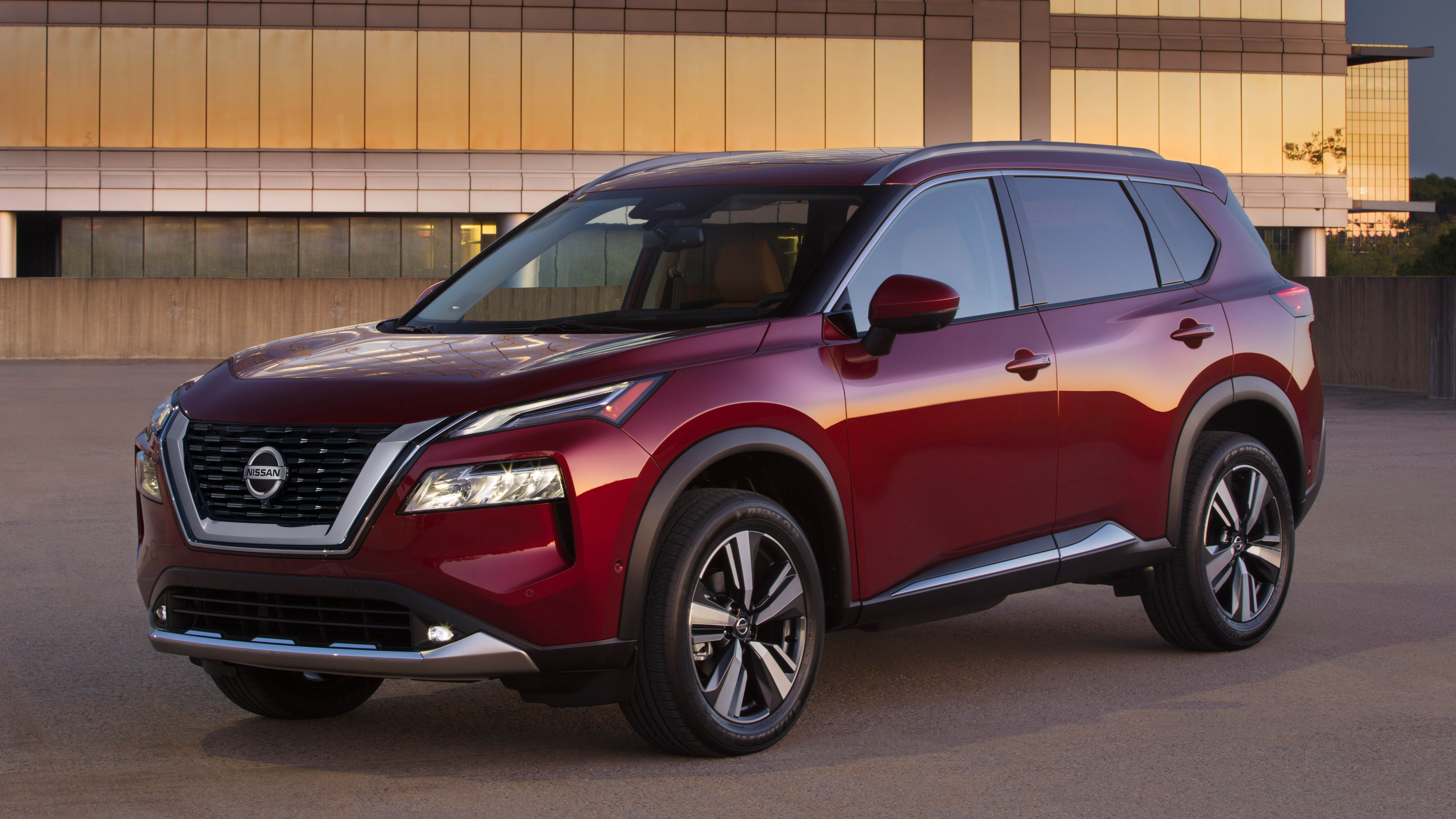 2021 nissan rogue revealed fresh look and interior more