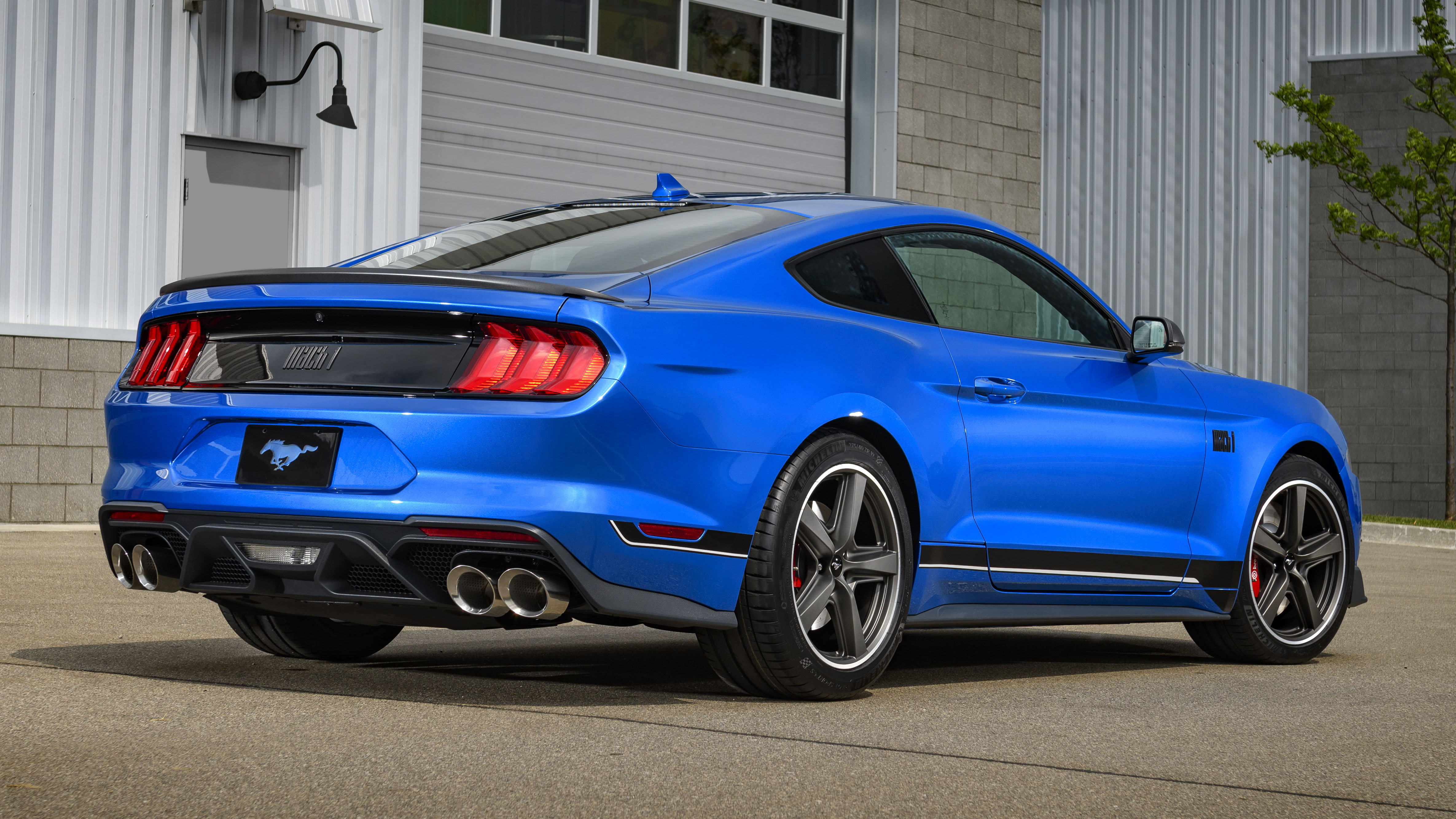 2021 Ford Mustang Mach 1 Handling Package the way to ...