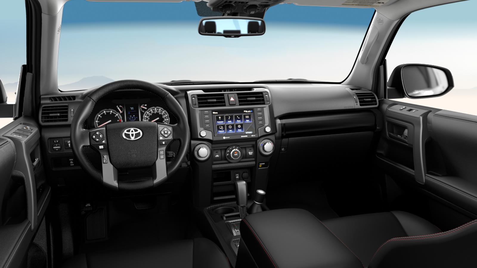 2021 Toyota 4runner Interior Photo Gallery Autoblog