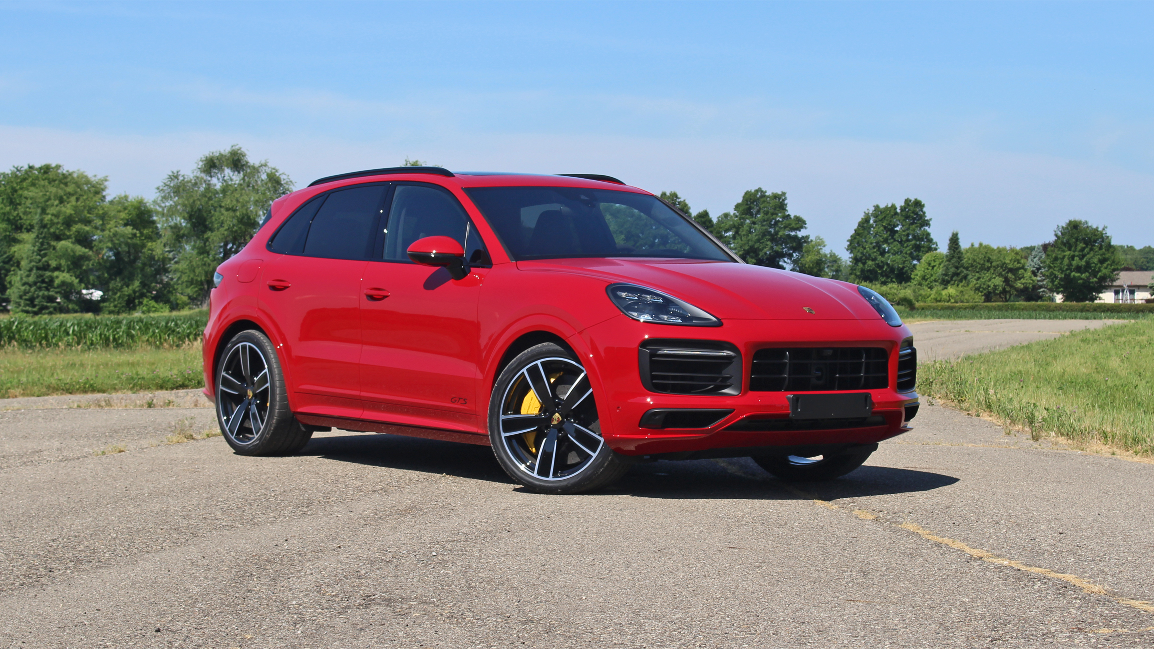 2021 Porsche Cayenne Gts First Drive What S New Driving Impressions Performance Autoblog