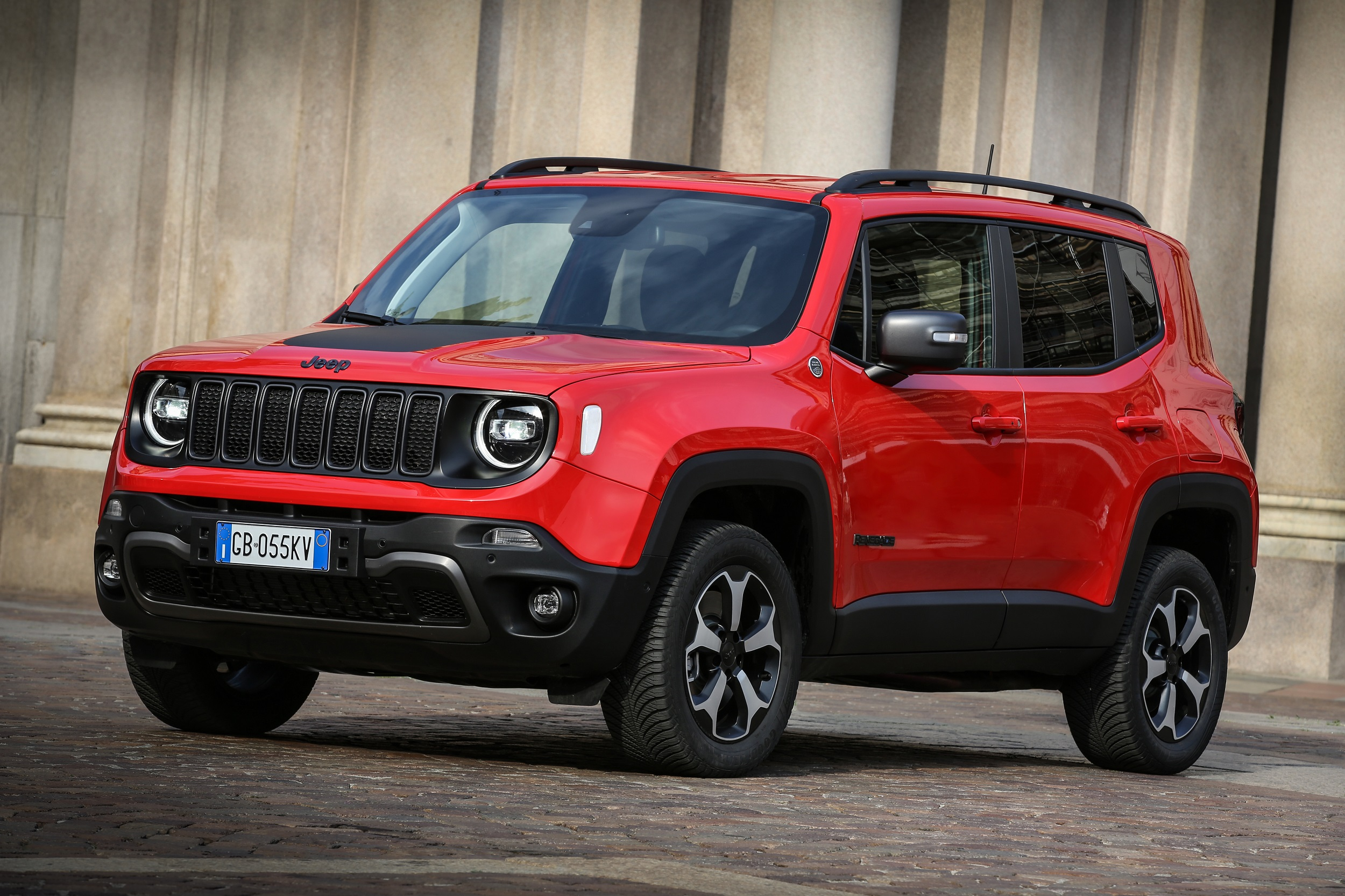 2021 jeep renegade compass 4xe phev detailed for europe