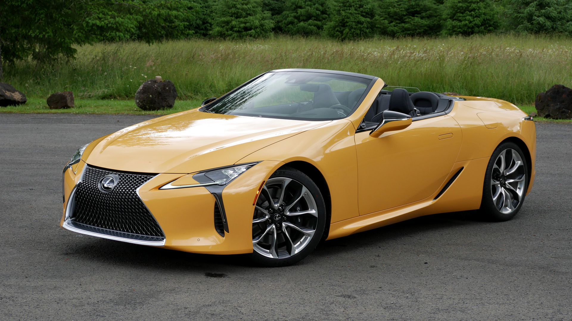 2021 Lexus Lc 500 Convertible Review First Drive Pictures Roof Performance Autoblog