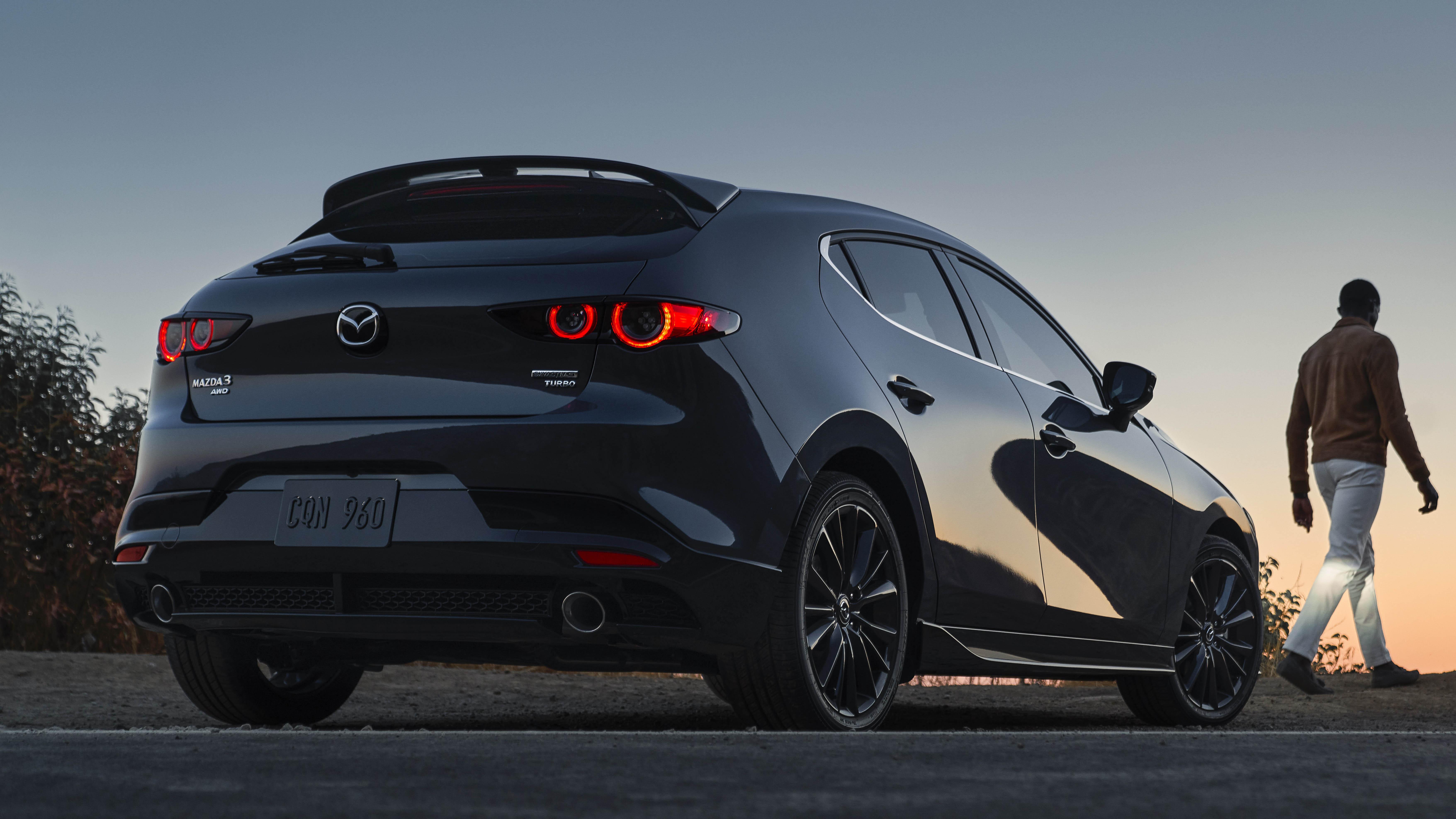 2021 Mazda3 Turbo starts over $30,000, 2.0-liter at ...