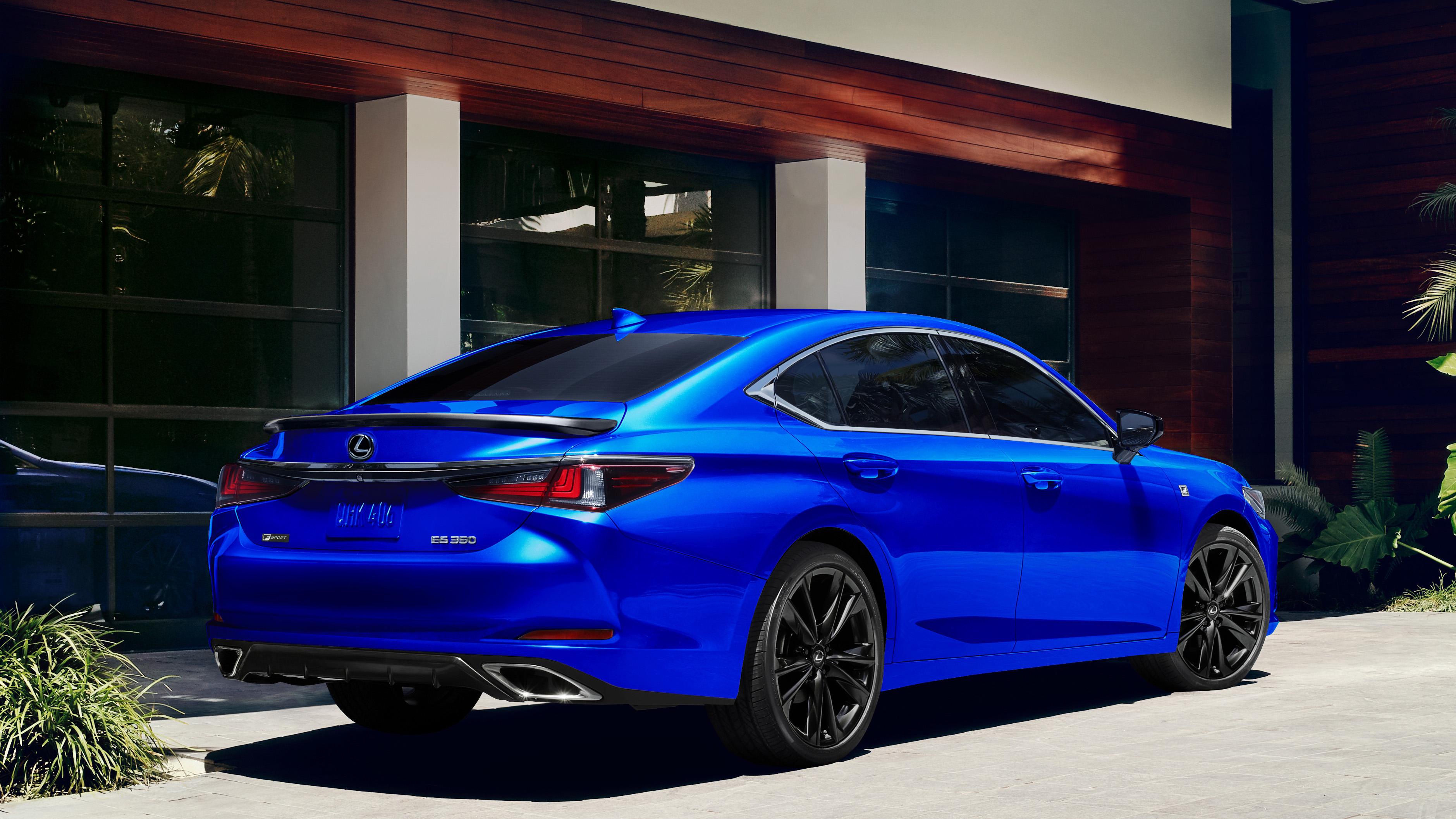 2021 Lexus ES 350 Spesification