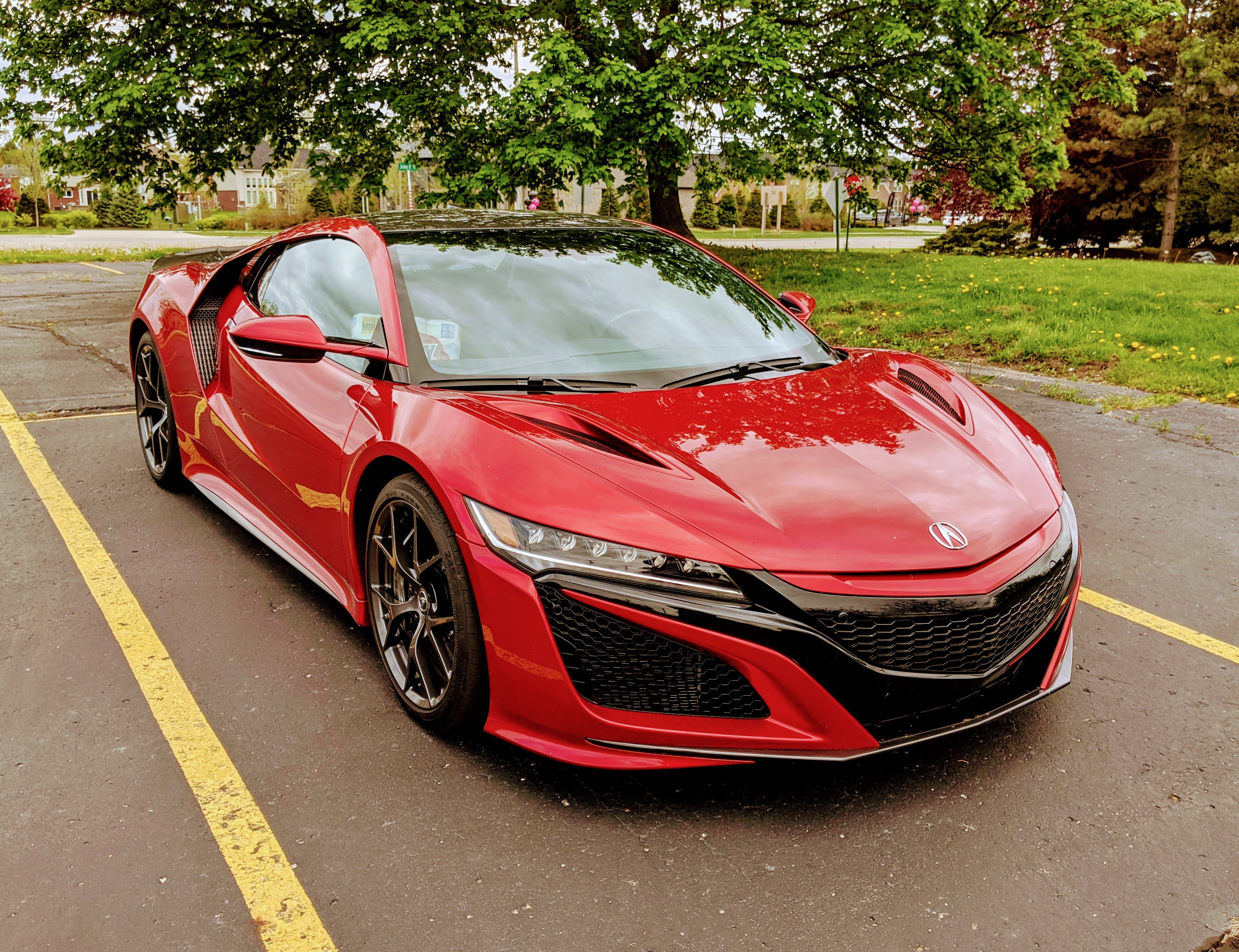 2020 Acura NSX Road Test review | Autoblog