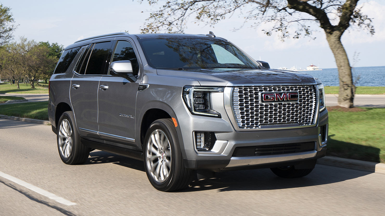 2021 Gmc Yukon Denali First Drive What S New Magnetic Air Suspension Pricing Autoblog