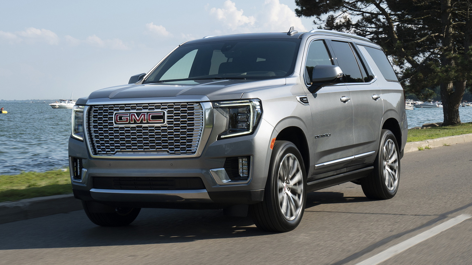 2021 gmc yukon denali first drive  what's new magnetic