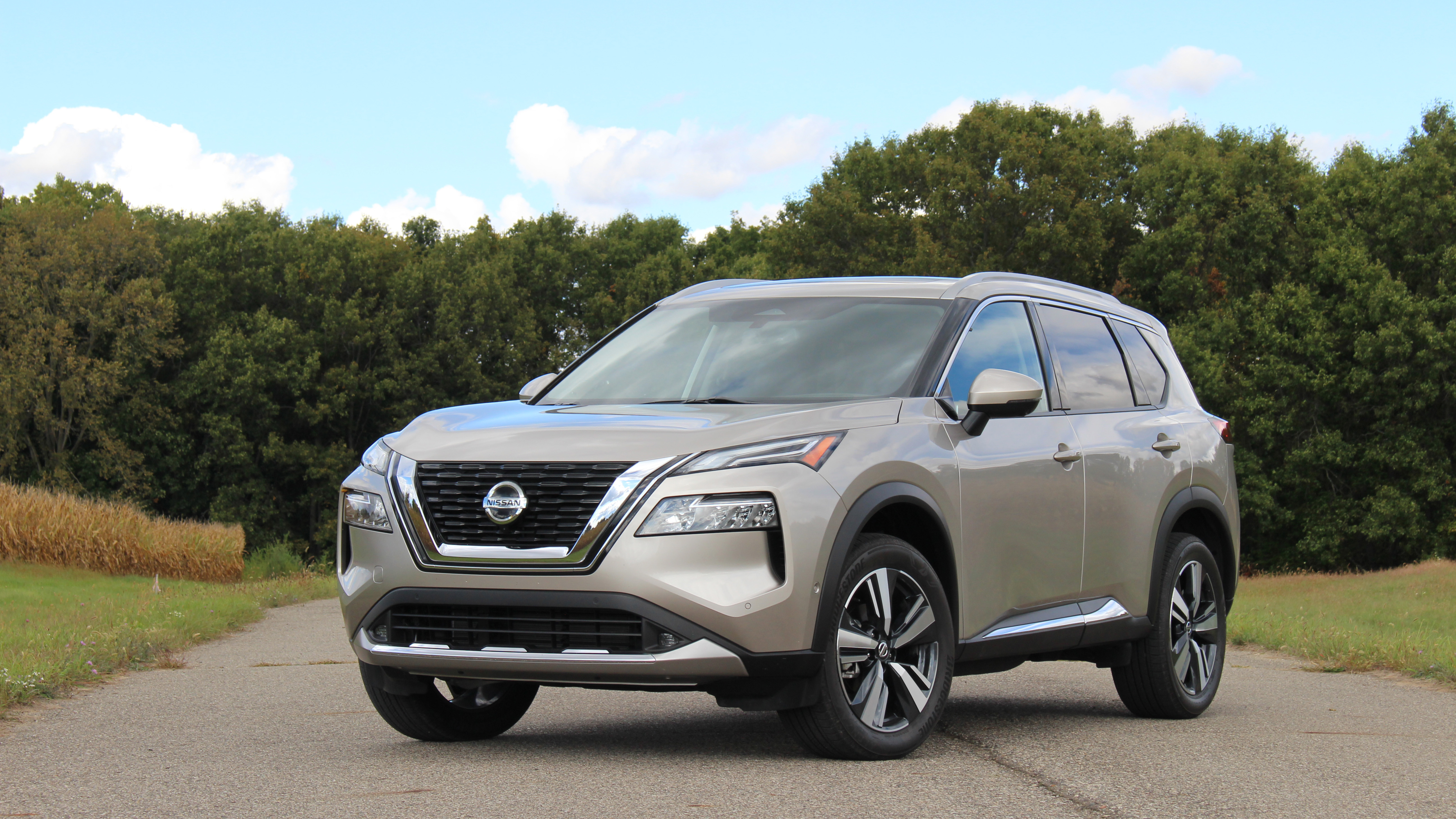 2021 nissan rogue review | prices, specs, features and