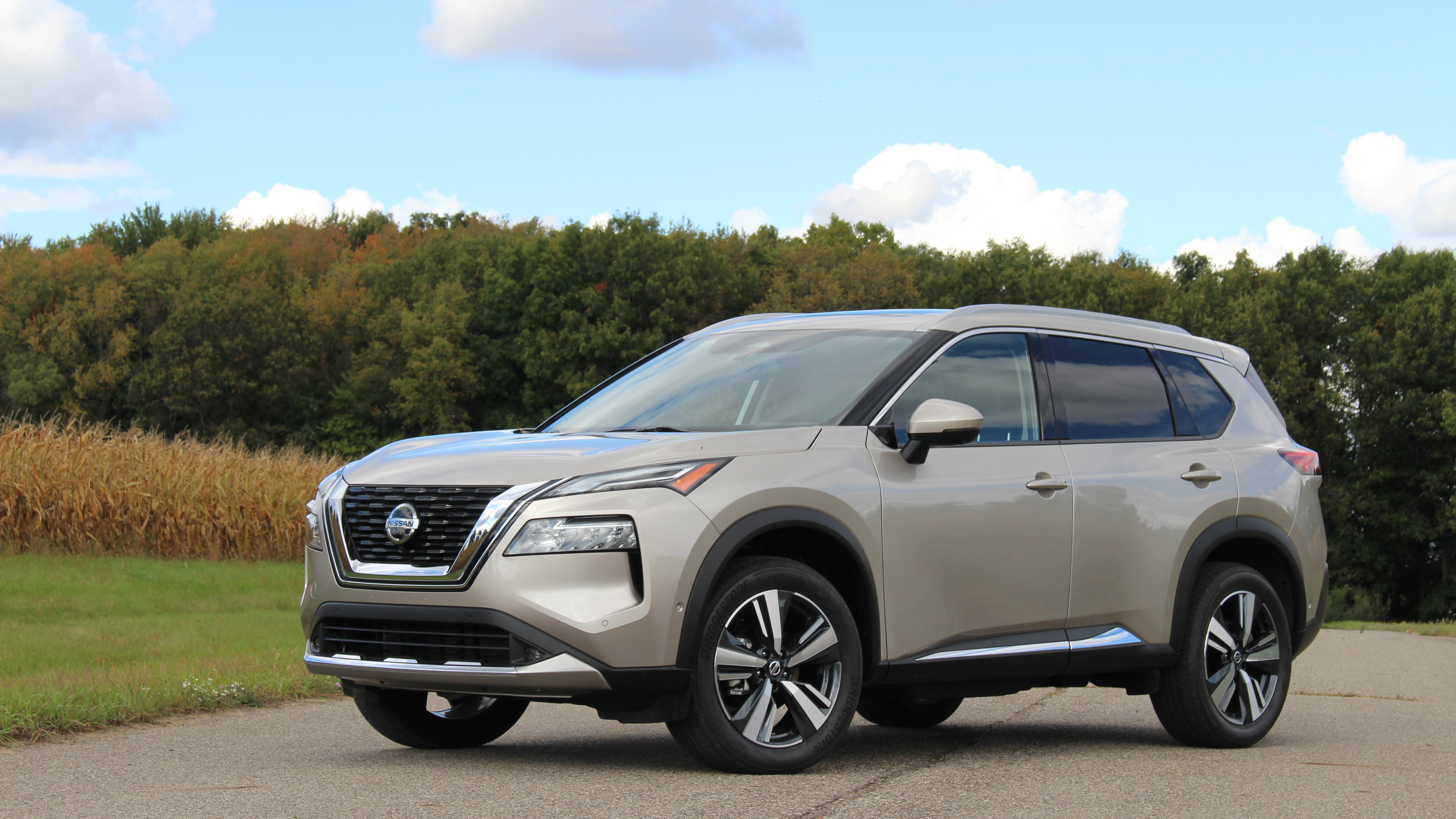 2021 nissan rogue review   prices, specs, features and