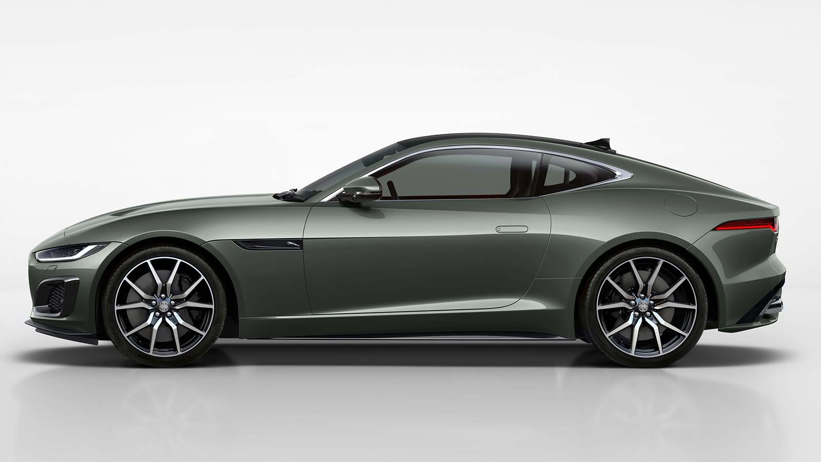 2021 Jaguar F-Type Heritage 60 Edition is fast, exclusive ...