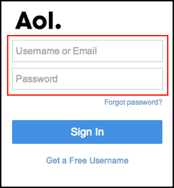 how can i delete my aol account