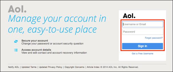 password.aol.com