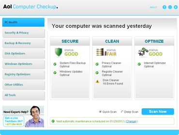 Run a Complete Computer Diagnostic