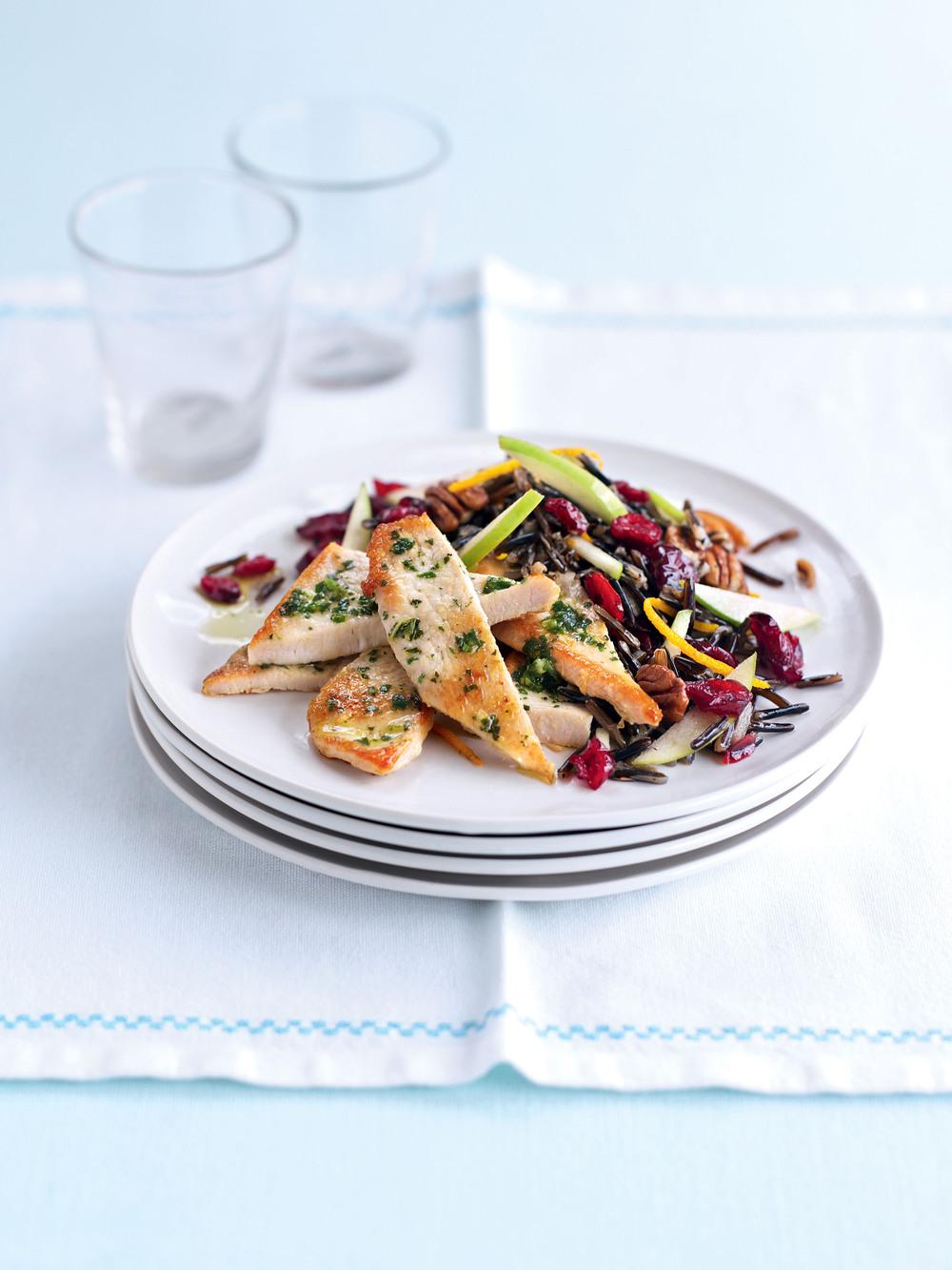 Wild Rice & Turkey Salad - AOL Living UK