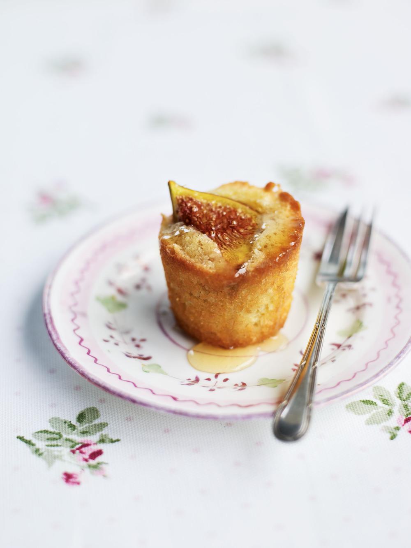 Honeyed Fig Cakes