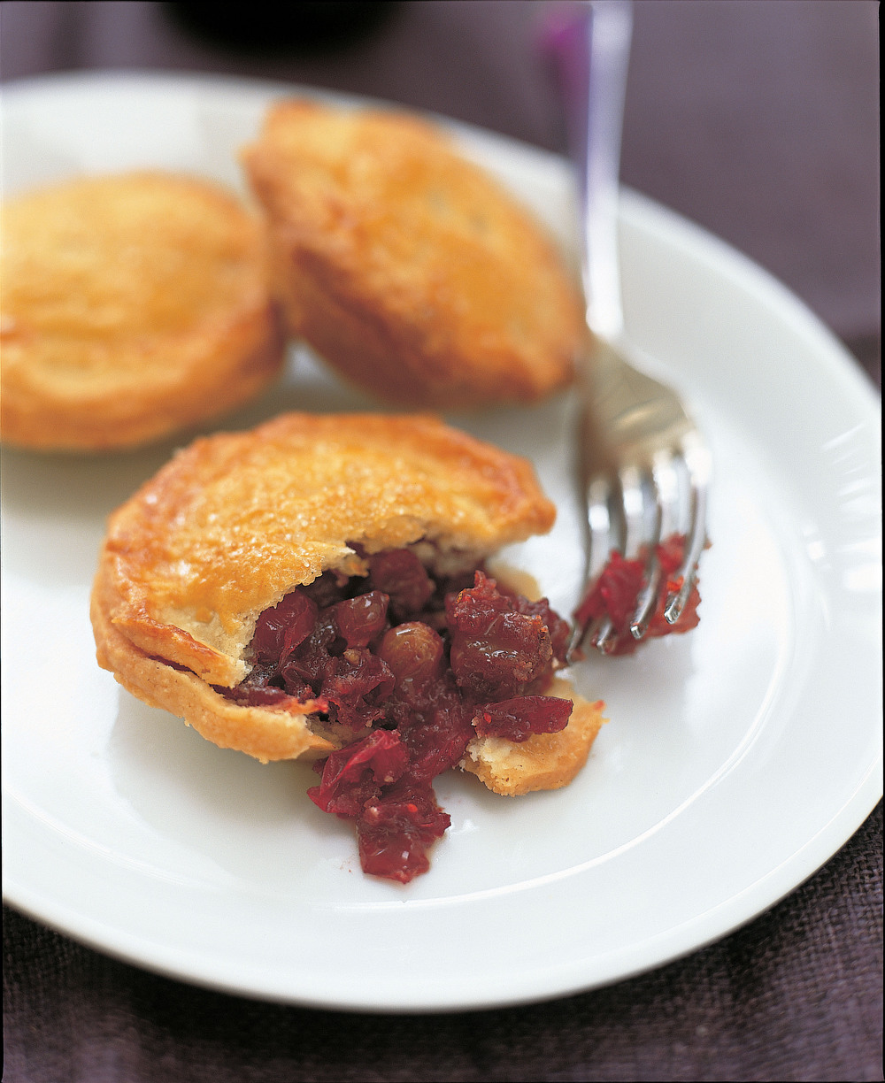 Cranberry Mincemeat with Port