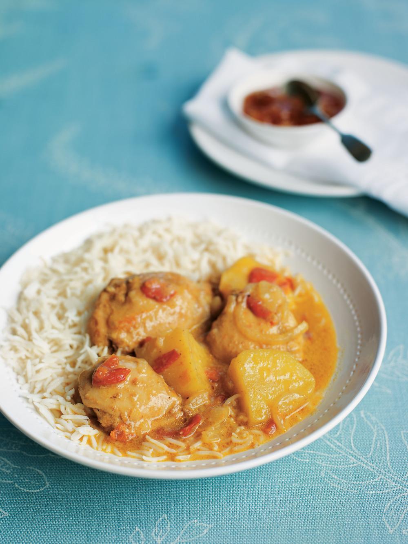 Phillipino Chicken Curry