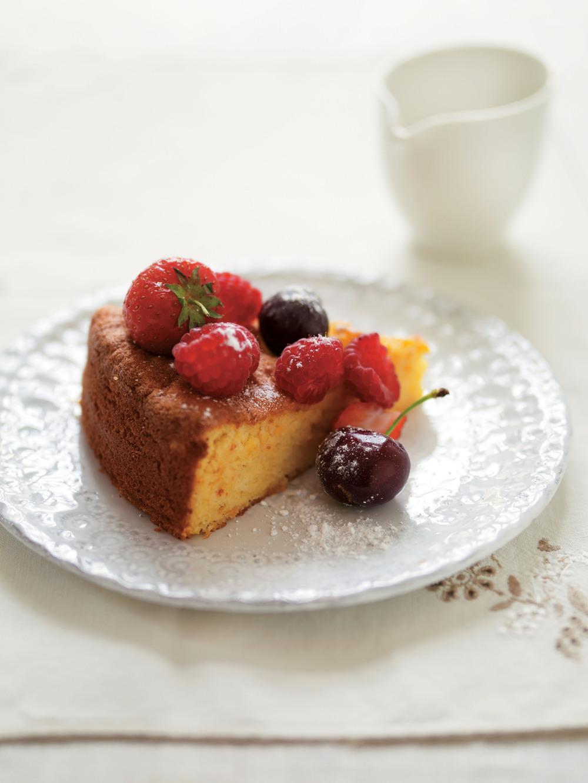 Summery Clementine Cake